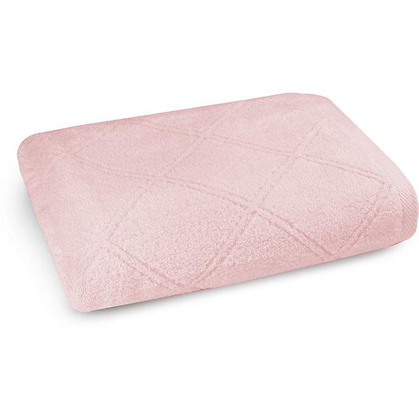 Полотенце махровое 70*140, Cozy Home, розовыйПолотенца<br>Полотенце махровое 70*140, Cozy Home (Кози Хоум), розовый<br><br>Характеристики:<br><br>• мягкое полотенце, приятное на ощупь<br>• хорошо впитывает влагу<br>• легко стирать<br>• материал: хлопок<br>• размер: 70х140 см<br>• цвет: розовый<br><br>Мягкое и качественное полотенце - залог вашего комфорта. Махровое полотенце от Cozy Home создано из мягкого качественного хлопка. Хлопок хорошо впитывает влагу, не позволяя микробам и бактериям образовываться на поверхности. К тому же, полотенце не меняет свой вид и сохраняет свойства даже после многочисленных стирок. Дизайн полотенца - однотонная расцветка с узором из ромбов. Он прекрасно впишется в интерьер любой ванной комнаты.<br><br>Полотенце махровое 70*140, Cozy Home (Кози Хоум), розовый вы можете купить в нашем интернет-магазине.<br><br>Ширина мм: 150<br>Глубина мм: 350<br>Высота мм: 150<br>Вес г: 350<br>Возраст от месяцев: 0<br>Возраст до месяцев: 216<br>Пол: Женский<br>Возраст: Детский<br>SKU: 5355323