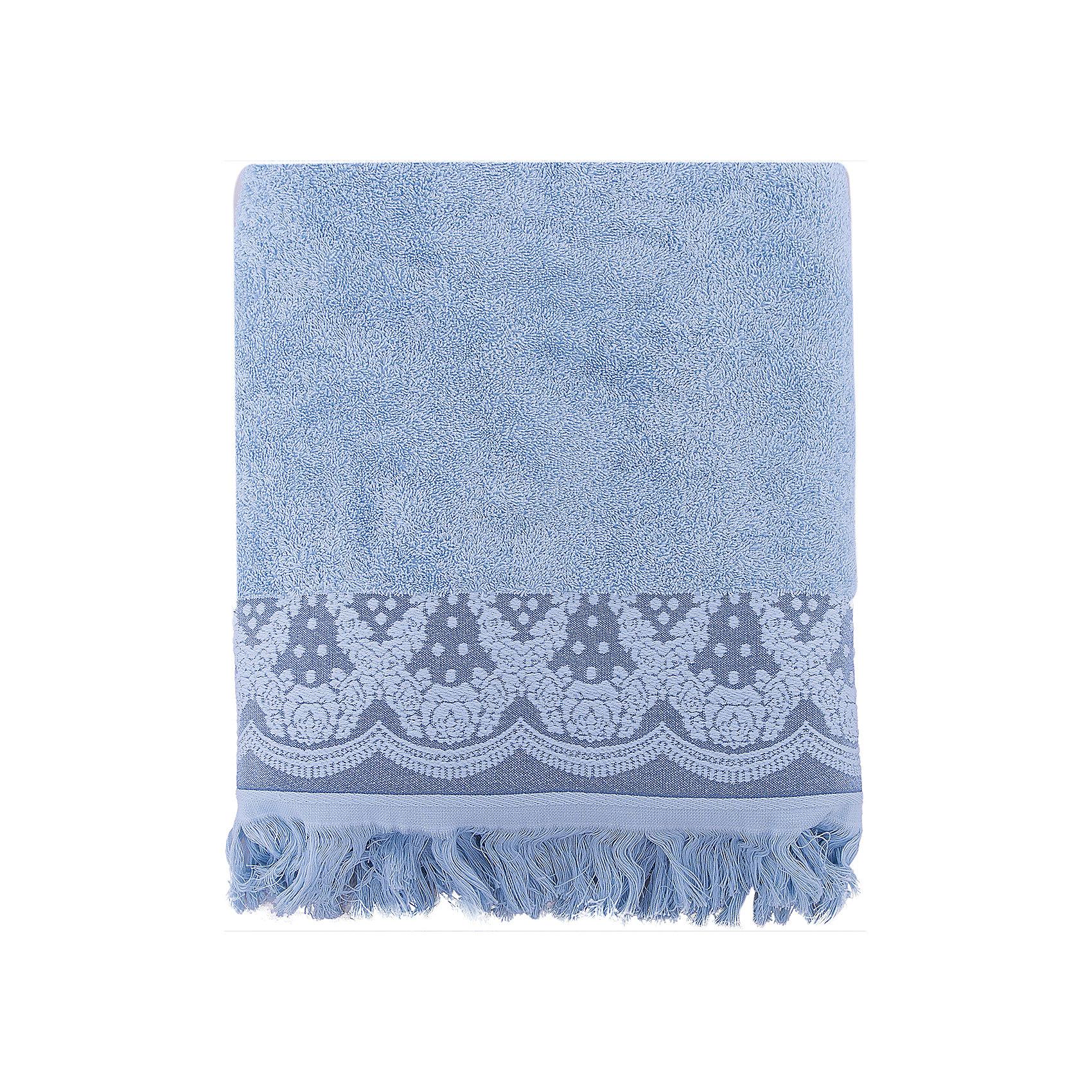 Полотенце махровое 70*140 Белладжио, Cozy Home, голубойВанная комната<br>Полотенце махровое 70*140 Белладжио, Cozy Home (Кози Хоум), голубой<br><br>Характеристики:<br><br>• декорировано бахромой и вышивкой<br>• хорошо впитывает влагу<br>• изысканный дизайн<br>• материал: хлопок<br>• размер: 70х140 см<br>• цвет: голубой<br><br>Банное полотенце Белладжио порадует вас роскошным дизайном и, конечно же, высоким качеством. Полотенце изготовлено из хлопка, обладающего хорошей гигроскопичностью. Оно хорошо впитывает влагу, быстро сохнет и даже препятствует размножению бактерий. Полотенце неприхотливо в уходе, легко поддается стирке при температуре 40°С, не меняя при этом свой цвет и размер. Край полотенца декорирован красивым узором и бахромой. Полотенце прекрасно впишется в любой интерьер ванной, а также подойдет в качестве полезного подарка.<br><br>Полотенце махровое 70*140 Белладжио, Cozy Home (Кози Хоум), голубой вы можете купить в нашем интернет-магазине.<br><br>Ширина мм: 150<br>Глубина мм: 350<br>Высота мм: 150<br>Вес г: 350<br>Возраст от месяцев: 0<br>Возраст до месяцев: 216<br>Пол: Унисекс<br>Возраст: Детский<br>SKU: 5355326