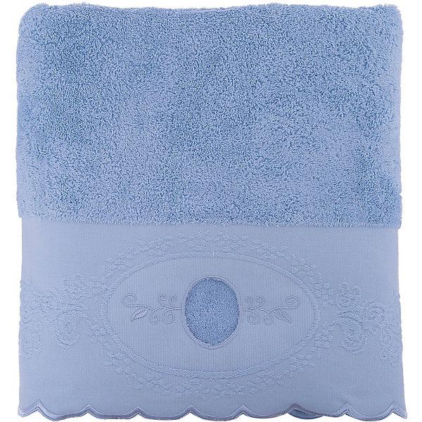 Полотенце махровое 70*140 Жаклин, Cozy Home, голубойПолотенца<br>Полотенце махровое 70*140 Жаклин, Cozy Home (Кози Хоум), голубой<br><br>Характеристики:<br><br>• хорошо впитывает влагу<br>• изысканный дизайн<br>• материал: хлопок<br>• размер: 70х140 см<br>• цвет: голубой<br><br>Махровое полотенце Жаклин от cozy home - для самых взыскательных ценителей красивого и качественного текстиля. Полотенце хорошо впитывает влагу, даря мягкость и уют. Хлопковые волокна не вызывают раздражения даже на чувствительной коже и обладают антимикробными свойствами. Каждая хозяйка будет рада простому уходу за полотенцем. Оно хорошо отстирывается при температуре 40°С, практически не мнется. Благодаря роскошному дизайну, полотенце можно преподнести в подарок. Волнистые края полотенца декорированы прекрасным узором в итальянском стиле и дополнены вышивкой.<br><br>Полотенце махровое 70*140 Жаклин, Cozy Home (Кози Хоум), голубой вы можете купить в нашем интернет-магазине.<br><br>Ширина мм: 150<br>Глубина мм: 350<br>Высота мм: 150<br>Вес г: 350<br>Возраст от месяцев: 0<br>Возраст до месяцев: 216<br>Пол: Унисекс<br>Возраст: Детский<br>SKU: 5355328