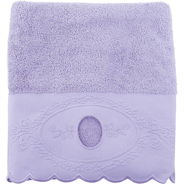 Полотенце махровое 70*140 Жаклин, Cozy Home, лиловыйПолотенца<br>Полотенце махровое 70*140 Жаклин, Cozy Home (Кози Хоум), лиловый<br><br>Характеристики:<br><br>• хорошо впитывает влагу<br>• изысканный дизайн<br>• материал: хлопок<br>• размер: 70х140 см<br>• цвет: лиловый<br><br>Махровое полотенце Жаклин от cozy home - для самых взыскательных ценителей красивого и качественного текстиля. Полотенце хорошо впитывает влагу, даря мягкость и уют. Хлопковые волокна не вызывают раздражения даже на чувствительной коже и обладают антимикробными свойствами. Каждая хозяйка будет рада простому уходу за полотенцем. Оно хорошо отстирывается при температуре 40°С, практически не мнется. Благодаря роскошному дизайну, полотенце можно преподнести в подарок. Волнистые края полотенца декорированы прекрасным узором в итальянском стиле и дополнены вышивкой.<br><br>Полотенце махровое 70*140 Жаклин, Cozy Home (Кози Хоум), лиловый вы можете купить в нашем интернет-магазине.<br><br>Ширина мм: 150<br>Глубина мм: 350<br>Высота мм: 150<br>Вес г: 350<br>Возраст от месяцев: 0<br>Возраст до месяцев: 216<br>Пол: Женский<br>Возраст: Детский<br>SKU: 5355329