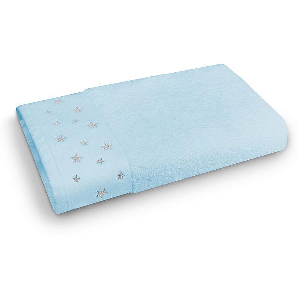Полотенце махровое 70*140 Звездопад, Cozy Home, голубойПолотенца<br>Полотенце махровое 70*140 Звездопад, Cozy Home (Кози Хоум), голубой<br><br>Характеристики:<br><br>• хорошо впитывает влагу<br>• изысканный дизайн<br>• материал: хлопок<br>• размер: 70х140 см<br>• цвет: голубой<br><br>Банное полотенце Звездопад от Cozy Home понравится всем. Края полотенца украшены блестящими звездочками, которые особенно приглянутся детям. Само полотенце изготовлено из мягкого хлопка. Хлопок не вызовет раздражения на нежной и чувствительной коже, быстро впитает большое количество влаги и быстро высохнет. Что немаловажно, полотенце сохраняет свой цвет и размер даже после многочисленных стирок при температуре 40°С. Полотенце станет прекрасным подарком!<br><br>Полотенце махровое 70*140 Звездопад, Cozy Home (Кози Хоум), голубой вы можете купить в нашем интернет-магазине.<br><br>Ширина мм: 150<br>Глубина мм: 350<br>Высота мм: 150<br>Вес г: 350<br>Возраст от месяцев: 0<br>Возраст до месяцев: 216<br>Пол: Мужской<br>Возраст: Детский<br>SKU: 5355331