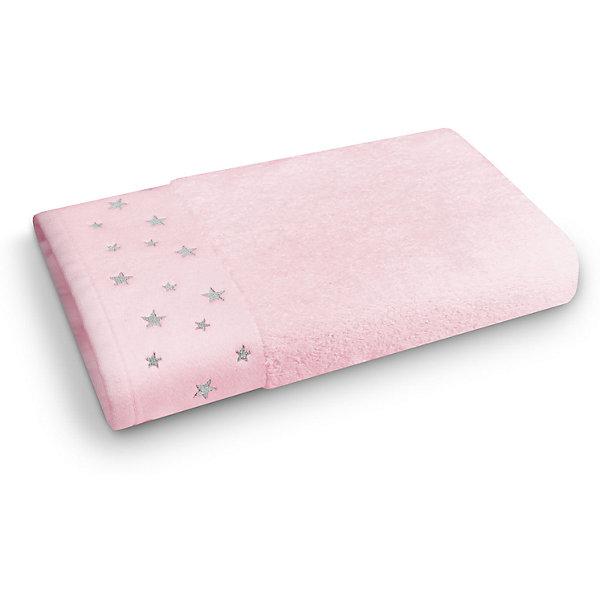 Полотенце махровое 70*140 Звездопад, Cozy Home, розовыйПолотенца<br>Полотенце махровое 70*140 Звездопад, Cozy Home (Кози Хоум), розовый<br><br>Характеристики:<br><br>• хорошо впитывает влагу<br>• изысканный дизайн<br>• материал: хлопок<br>• размер: 70х140 см<br>• цвет: розовый<br><br>Банное полотенце Звездопад от Cozy Home понравится всем. Края полотенца украшены блестящими звездочками, которые особенно приглянутся детям. Само полотенце изготовлено из мягкого хлопка. Хлопок не вызовет раздражения на нежной и чувствительной коже, быстро впитает большое количество влаги и быстро высохнет. Что немаловажно, полотенце сохраняет свой цвет и размер даже после многочисленных стирок при температуре 40°С. Полотенце станет прекрасным подарком!<br><br>Полотенце махровое 70*140 Звездопад, Cozy Home (Кози Хоум), розовый вы можете купить в нашем интернет-магазине.<br>Ширина мм: 150; Глубина мм: 350; Высота мм: 150; Вес г: 350; Возраст от месяцев: 0; Возраст до месяцев: 216; Пол: Женский; Возраст: Детский; SKU: 5355334;