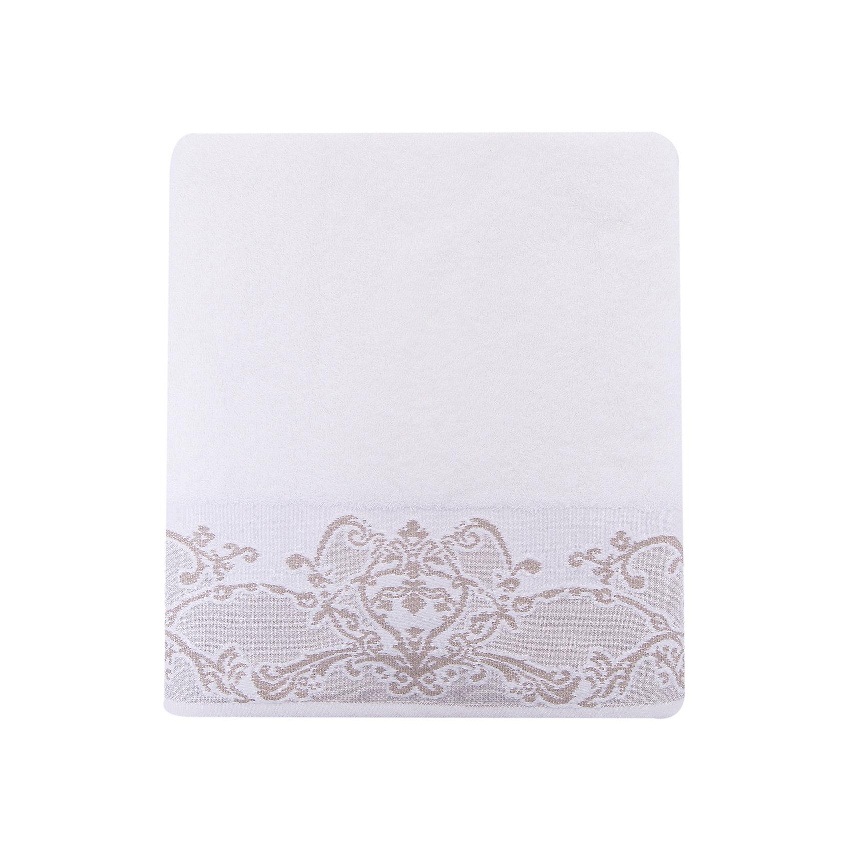 Полотенце махровое 70*140 Лукреция, Cozy Home, белыйВанная комната<br>Полотенце махровое 70*140 Лукреция, Cozy Home (Кози Хоум), белый<br><br>Характеристики:<br><br>• хорошо впитывает влагу<br>• привлекательный дизайн<br>• материал: хлопок<br>• размер: 70х140 см<br>• цвет: белый<br><br>Полотенце Лукреция изготовлена из тонкого мягкого хлопка, отвечающего всем требованиям качества. Изделие быстро впитает влагу, заботясь о вашей коже. Полотенце подходит даже для новорожденных благодаря своей гипоаллергенности. После многочисленных стирок полотенце не деформируется и не выцветает. Кроме того, изделие не впитывает неприятные запахи и обладает высокой прочностью. Край полотенца декорирован приятным контрастным узором.<br><br>Полотенце махровое 70*140 Лукреция, Cozy Home (Кози Хоум), белый вы можете купить в нашем интернет-магазине.<br><br>Ширина мм: 150<br>Глубина мм: 350<br>Высота мм: 150<br>Вес г: 350<br>Возраст от месяцев: 0<br>Возраст до месяцев: 216<br>Пол: Унисекс<br>Возраст: Детский<br>SKU: 5355336