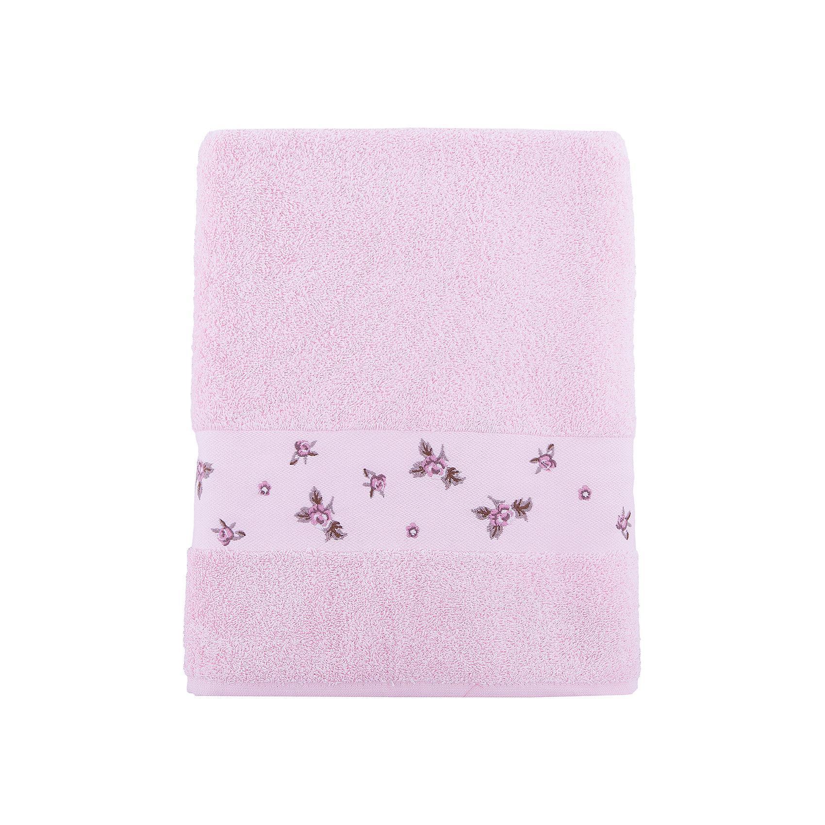 Полотенце махровое 70*140 Розали, Cozy Home, розовыйВанная комната<br>Полотенце махровое 70*140 Розали, Cozy Home (Кози Хоум), розовый<br><br>Характеристики:<br><br>• хорошо впитывает влагу<br>• привлекательный дизайн<br>• материал: хлопок<br>• размер: 70х140 см<br>• цвет: розовый<br><br>Полотенце Розалия отлично подойдет любителям необычного и красивого текстиля. Оно имеет красивый цветочный узор по центру, чем несомненно вызовет множество положительных эмоций. Полотенце изготовлено из качественного хлопка, не вызывающего неприятных ощущений и раздражения на коже. Изделие обладает хорошей гигроскопичностью, не поддается деформации и выцветанию. Хлопок - экологически чистый материал, отвечающий всем требованиям качества, поэтому даже дети смогут смело пользоваться полотенцем.<br><br>Полотенце махровое 70*140 Розали, Cozy Home (Кози Хоум), розовый вы можете купить в нашем интернет-магазине.<br><br>Ширина мм: 150<br>Глубина мм: 350<br>Высота мм: 150<br>Вес г: 350<br>Возраст от месяцев: 0<br>Возраст до месяцев: 216<br>Пол: Женский<br>Возраст: Детский<br>SKU: 5355339