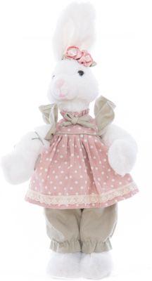 Интерьерная кукла Зайчик C21-168329, Estro
