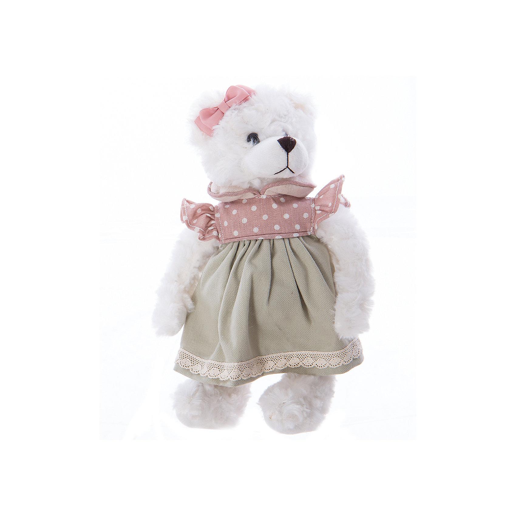 Интерьерная кукла Мишка C21-128274, EstroПредметы интерьера<br>Характеристики интерьерной куклы:<br><br>- высота: 31 см.<br>- состав: дерево, полиэстер, текстиль, полиэфир<br>- тип игрушки: животные, мягкая игрушка<br>- персонаж: медведь<br>- вид упаковки: коробка<br>- возрастные ограничения: 3+<br>- бред: Estro<br>- страна бренда: Италия<br>- страна производитель: Китай<br><br>Интерьерная кукла медведица итальянского бренда Estro является правильным выбором для Вашего интерьера. Изделие изготовлено из материалов высшего качества приятного окраса. Стиль игрушки продуман до мелочей. Все элементы аккуратно совмещены и хорошо смотрятся друг с другом. Представленная интерьерная кукла бренда Estro замечательно дополнит Вашу квартиру. <br><br>Интерьерную куклу медвежонок итальянской торговой марки Estro можно купить в нашем интернет-магазине.<br><br>Ширина мм: 100<br>Глубина мм: 100<br>Высота мм: 300<br>Вес г: 182<br>Возраст от месяцев: 36<br>Возраст до месяцев: 1188<br>Пол: Женский<br>Возраст: Детский<br>SKU: 5356610