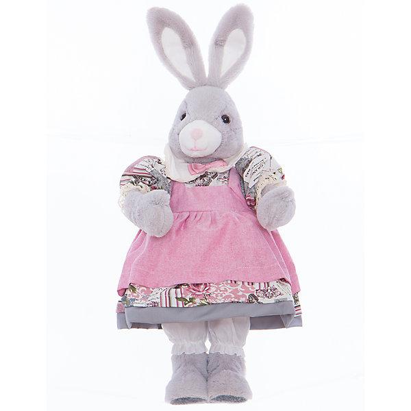 Интерьерная кукла Зайчик C21-228217, EstroДетские предметы интерьера<br>Характеристики интерьерной куклы:<br><br>- размеры (высота): 55 см <br>- тип игрушки: животные, мягкая игрушка<br>- персонаж: заяц<br>- вид упаковки: коробка<br>- возрастные ограничения: 3+<br>- состав: дерево, полиэстер, текстиль, полиэфир<br>- стиль: классический, прованс<br>- материал изготовления: высококачественный пластик, полиэстер, ткань<br>- бред: Estro<br>- страна бренда: Италия<br>- страна производитель: Китай<br><br>Великолепная интерьерная кукла Зайка итальянской торговой марки Estro станет великолепным вариантом для любой квартиры. Изделие произведено из качественных материалов красивой расцветки. Стиль изделия проработан, учитывая все нюансы. Все составляющие тщательно выбраны и отлично подходят друг к другу. Интерьерная кукла Зайка будет удачной покупкой или подарком семье. <br><br>Интерьерную куклу заяц итальянской торговой марки Estro можно купить в нашем интернет-магазине.<br><br>Ширина мм: 150<br>Глубина мм: 200<br>Высота мм: 550<br>Вес г: 643<br>Возраст от месяцев: 36<br>Возраст до месяцев: 1188<br>Пол: Женский<br>Возраст: Детский<br>SKU: 5356612