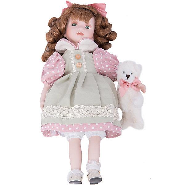 Интерьерная кукла Девочка с мишкой C21-188518, EstroДетские предметы интерьера<br>Характеристики интерьерной куклы:<br><br>- размеры (высота): 15* 35*12 см. <br>- тип игрушки: животные; фигурки<br>- персонаж: девочка и медведь <br>- вид упаковки: коробка<br>- возрастные ограничения: 3+<br>- комплектация: игрушка ( 2 шт.)<br>- состав: дерево, полиэстер, текстиль, полиэфир, пластик,<br>- материал изготовления: фарфор, полиэстер, ткань<br>- стиль: классический, прованс<br>- бренд: Estro <br>- страна бренда: Италия<br>- страна производитель: Китай<br><br>Интерьерная кукла девочка с каштановыми волосами и с белым мишкой придаст оригинальности Вашему интерьеру, принесет уют в Ваш дом. При изготовлении интерьерных кукол торговой марки Estro применяются только качественные, высококлассные материалы.<br><br>Интерьерную куклу девочка с медвежонком итальянской торговой марки Estro можно купить в нашем интернет-магазине.<br><br>Ширина мм: 100<br>Глубина мм: 150<br>Высота мм: 450<br>Вес г: 950<br>Возраст от месяцев: 36<br>Возраст до месяцев: 1188<br>Пол: Женский<br>Возраст: Детский<br>SKU: 5356614