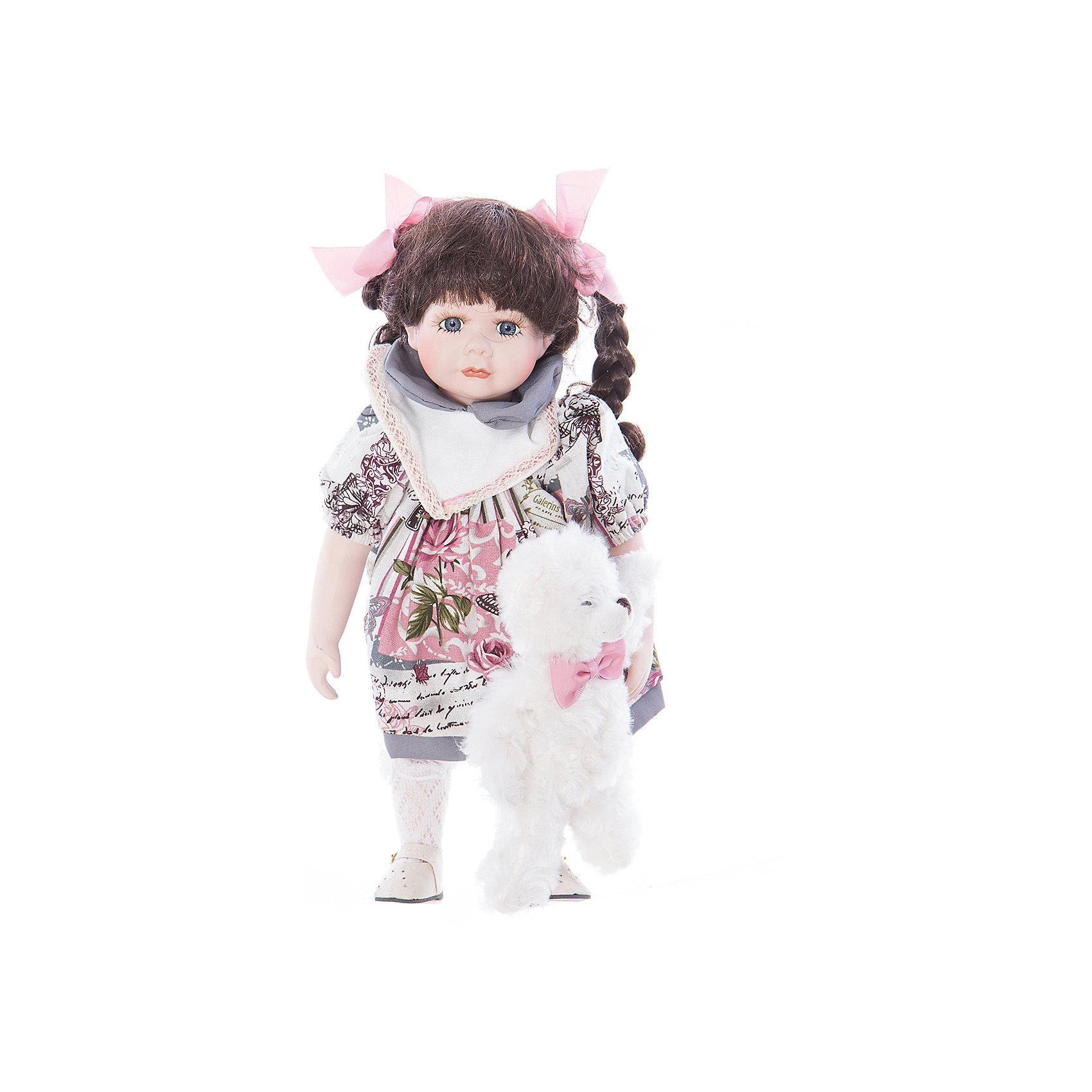 Интерьерная кукла Девочка с мишкой C21-148611, EstroПредметы интерьера<br>Характеристики интерьерной куклы:<br><br>- размеры (высота): 9,5* 15*35 см. <br>- тип игрушки: животные; фигурки<br>- персонаж: девочка и медведь <br>- вид упаковки: коробка<br>- возрастные ограничения: 3+<br>- комплектация: игрушка ( 2 шт.)<br>- состав: дерево, полиэстер, текстиль, керамика<br>- материал изготовления: фарфор, полиэстер, ткань<br>- стиль: классический, прованс<br>- бренд: Estro <br>- страна бренда: Италия<br>- страна производитель: Китай<br><br>Внешний вид куклы девочки торговой марки Estro продуман до мелочей и учитывает все нюансы. Все детали выбраны и замечательно подходят друг к другу. Представленная модель станет удачным приобретением или подарком любимому. Товар сделан из сырья превосходного качества приятного оттенка. Превосходная кукла в виде девочки будет хорошим решением для домашней коллекции. <br><br>Интерьерную куклу девочка с медвежонком итальянской торговой марки Estro можно купить в нашем интернет-магазине.<br><br>Ширина мм: 100<br>Глубина мм: 150<br>Высота мм: 350<br>Вес г: 692<br>Возраст от месяцев: 36<br>Возраст до месяцев: 1188<br>Пол: Женский<br>Возраст: Детский<br>SKU: 5356615