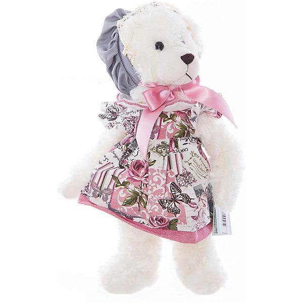 Интерьерная кукла Мишка C21-148614, EstroДетские предметы интерьера<br>Характеристики интерьерной куклы:<br><br>- размеры (высота): 31 см. <br>- тип игрушки: животные; фигурки<br>- персонаж: девочка и медведь <br>- вид упаковки: коробка<br>- возрастные ограничения: 3+<br>- комплектация: игрушка ( 2 шт.)<br>- состав: 100% полиэстр, набивка — полиэфирное волокно, платье — текстиль, без механизма.<br>- стиль: классический, прованс<br>- бренд: Estro <br>- страна бренда: Италия<br>- страна производитель: Китай<br><br>Кукла медведица придаст оригинальности Вашему интерьеру, принесет уют в Ваш дом. При изготовлении интерьерной куклы торговой марки Estro применяются только качественные, высококлассные материалы. Необыкновенные интерьерные куклы торговой марки Estro придадут оригинальности Вашему интерьеру, привнесут уют в ваш дом.<br><br>Интерьерную куклу медвежонок итальянской торговой марки Estro можно купить в нашем интернет-магазине.<br><br>Ширина мм: 100<br>Глубина мм: 150<br>Высота мм: 350<br>Вес г: 334<br>Возраст от месяцев: 36<br>Возраст до месяцев: 1188<br>Пол: Женский<br>Возраст: Детский<br>SKU: 5356616