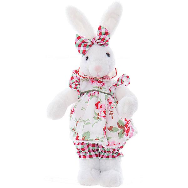 Интерьерная кукла Зайчик C21-168338, EstroДетские предметы интерьера<br>Характеристики интерьерной куклы:<br><br>- размеры: 25*12*8 см. <br>- тип игрушки: животные, мягкая игрушка<br>- персонаж: заяц<br>- вид упаковки: коробка<br>- возрастные ограничения: 3+<br>- комплектация: игрушка <br>- состав: дерево, полиэстер, текстиль, полиэфир <br>- материал изготовления: высококачественный пластик, полиэстер, ткань<br>- стиль: классический, прованс<br>- бренд: Estro <br>- страна бренда: Италия<br>- страна производитель: Китай<br><br>Интерьерная кукла торговой марки Estro белый зайчик станет хорошей находкой для себя или подарком для подруги, придаст оригинальности Вашему интерьеру, принесет уют в Ваш дом. Дизайн куклы проработан, учитывая все подробности. Все элементы аккуратно выбраны и удачно подходят друг к другу. Современная кукла итальянской торговой марки Estro будет прекрасным выбором для любой коллекции.  При ее изготовлении применяются только качественные, высококлассные материалы.<br><br>Интерьерную куклу заяц итальянской торговой марки Estro можно купить в нашем интернет-магазине.<br><br>Ширина мм: 100<br>Глубина мм: 150<br>Высота мм: 400<br>Вес г: 333<br>Возраст от месяцев: 36<br>Возраст до месяцев: 1188<br>Пол: Женский<br>Возраст: Детский<br>SKU: 5356620