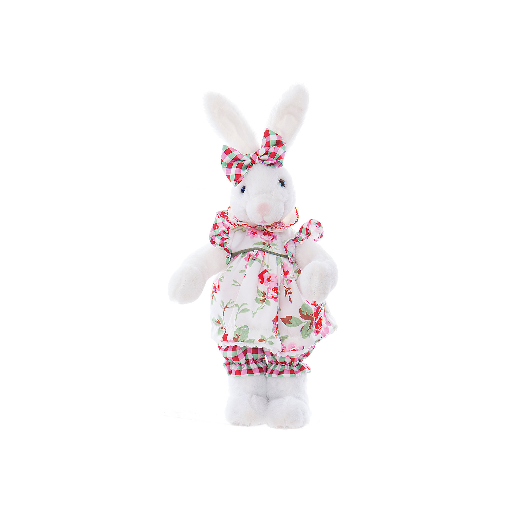 Интерьерная кукла Зайчик C21-168338, EstroХарактеристики интерьерной куклы:<br><br>- размеры: 25*12*8 см. <br>- тип игрушки: животные, мягкая игрушка<br>- персонаж: заяц<br>- вид упаковки: коробка<br>- возрастные ограничения: 3+<br>- комплектация: игрушка <br>- состав: дерево, полиэстер, текстиль, полиэфир <br>- материал изготовления: высококачественный пластик, полиэстер, ткань<br>- стиль: классический, прованс<br>- бренд: Estro <br>- страна бренда: Италия<br>- страна производитель: Китай<br><br>Интерьерная кукла торговой марки Estro белый зайчик станет хорошей находкой для себя или подарком для подруги, придаст оригинальности Вашему интерьеру, принесет уют в Ваш дом. Дизайн куклы проработан, учитывая все подробности. Все элементы аккуратно выбраны и удачно подходят друг к другу. Современная кукла итальянской торговой марки Estro будет прекрасным выбором для любой коллекции.  При ее изготовлении применяются только качественные, высококлассные материалы.<br><br>Интерьерную куклу заяц итальянской торговой марки Estro можно купить в нашем интернет-магазине.<br><br>Ширина мм: 100<br>Глубина мм: 150<br>Высота мм: 400<br>Вес г: 333<br>Возраст от месяцев: 36<br>Возраст до месяцев: 1188<br>Пол: Женский<br>Возраст: Детский<br>SKU: 5356620