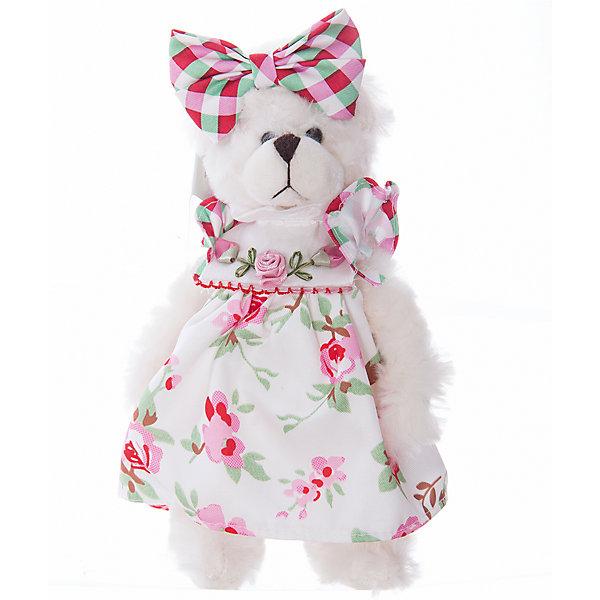 Интерьерная кукла Мишка C21-108128, EstroДетские предметы интерьера<br>Характеристики интерьерной куклы:<br><br>- размеры (высота): 25*12*8 см <br>- тип игрушки: животные, мягкая игрушка<br>- персонаж: медведь <br>- вид упаковки: коробка<br>- возрастные ограничения: 3+<br>- комплектация: игрушка <br>- состав: 100% полиэстр, набивка — полиэфирное волокно, платье — текстиль, без механизма.<br>- материал изготовления: высококачественный пластик, полиэстер, ткань<br>- стиль: классический, прованс<br>- бренд: Estro <br>- страна бренда: Италия<br>- страна производитель: Китай<br><br>Интерьерная кукла медведь торговой марки Estro будет прекрасным решением для домашнего интерьера. Эта вещь будет удачным приобретением для Вашей квартиры или презентом на свадьбу. Внешний вид интерьерной куклы основательно проработан. Все составляющие аккуратно выбраны и хорошо подходят друг к другу. <br><br>Интерьерную куклу медвежонок итальянской торговой марки Estro можно купить в нашем интернет-магазине.<br><br>Ширина мм: 100<br>Глубина мм: 100<br>Высота мм: 250<br>Вес г: 132<br>Возраст от месяцев: 36<br>Возраст до месяцев: 1188<br>Пол: Женский<br>Возраст: Детский<br>SKU: 5356621