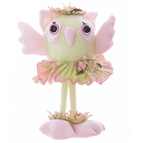Интерьерная кукла Совушка C21-106029, EstroДетские предметы интерьера<br>Характеристики интерьерной куклы:<br><br>- размеры: 25*12*8 см. <br>- тип игрушки: животные, мягкая игрушка<br>- персонаж: сова<br>- вид упаковки: коробка<br>- возрастные ограничения: 3+<br>- комплектация: игрушка <br>- состав: полиэстер, полиэфир<br>- материал изготовления: высококачественный пластик, полиэстер, ткань<br>- стиль: классический, прованс<br>- бренд: Estro <br>- страна бренда: Италия<br>- страна производитель: Китай<br><br><br>В последние годы интерьерные куклы пользуются немалой популярностью, однако не стоит думать, что это изобретение исключительного нашего века. Настоящий бум в украшении интерьеров куклами пришелся на XVIII-ХIX века. Однако в ХХ веке эта традиция постепенно сошла на нет. Великолепная модель от торговой марки Estro салатовая сова выполнена с потрясающей детализацией и смотрится невероятно стильно. <br><br>Интерьерную куклу сова итальянской торговой марки Estro можно купить в нашем интернет-магазине.<br>Ширина мм: 100; Глубина мм: 100; Высота мм: 250; Вес г: 193; Возраст от месяцев: 36; Возраст до месяцев: 1188; Пол: Женский; Возраст: Детский; SKU: 5356623;