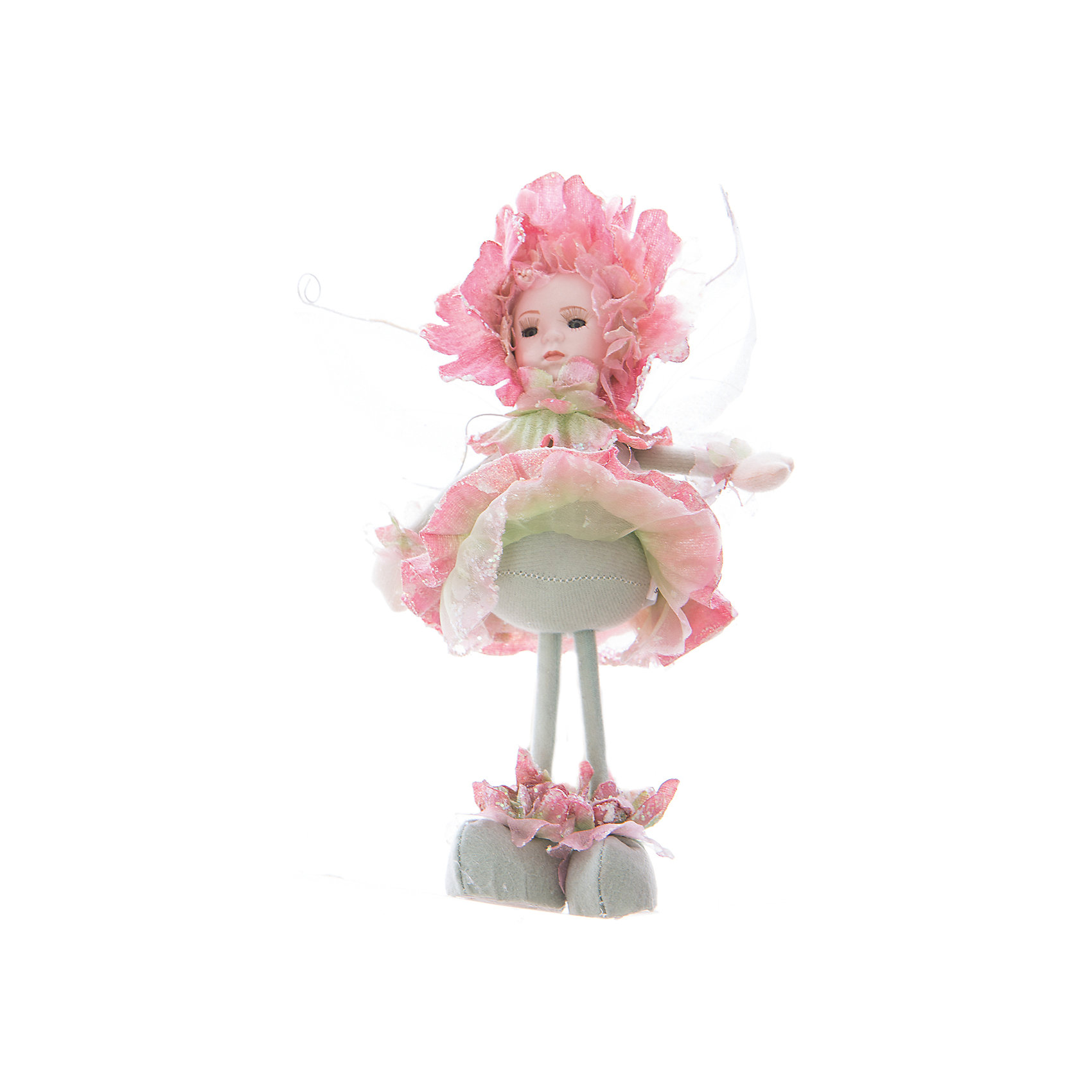 Интерьерная кукла Фея C21-128282, EstroПредметы интерьера<br>Характеристики интерьерной куклы:<br><br>- размеры: 13*30*9 см. <br>- тип игрушки: фигурки <br>- персонаж: фея<br>- вид упаковки: коробка<br>- возрастные ограничения: 3+<br>- комплектация: игрушка <br>- состав: полиэстер, керамика<br>- материал изготовления: высококачественный пластик, полиэстер, ткань, фарфор<br>- стиль: классический, прованс<br>- бренд: Estro <br>- страна бренда: Италия<br>- страна производитель: Китай<br><br>Выбранная интерьерная кукла фея в светло-зеленых и розовых тонах будет приятным приобретением или презентом семье на новогодние праздники или в канун Рождества. Фея с легкостью дополнит любую обстановку, ее дизайн основательно выверен. Все элементы тщательно подогнаны и удачно совмещаются друг с другом. Изделие произведено из материалов отличного качества приятных цветов. <br><br>Интерьерную куклу фея итальянской торговой марки Estro можно купить в нашем интернет-магазине.<br><br>Ширина мм: 100<br>Глубина мм: 150<br>Высота мм: 300<br>Вес г: 213<br>Возраст от месяцев: 36<br>Возраст до месяцев: 1188<br>Пол: Женский<br>Возраст: Детский<br>SKU: 5356625