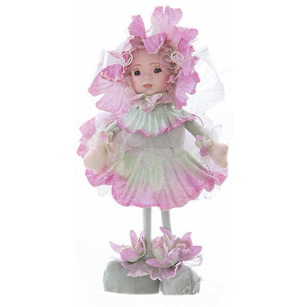Интерьерная кукла Фея C21-128272, EstroДетские предметы интерьера<br>Характеристики интерьерной куклы:<br><br>- размеры: 13*30*9 см. <br>- тип игрушки: фигурки <br>- персонаж: фея<br>- вид упаковки: коробка<br>- возрастные ограничения: 3+<br>- комплектация: игрушка <br>- состав: полиэстер, керамика<br>- материал изготовления: высококачественный пластик, полиэстер, ткань, фарфор<br>- стиль: классический, прованс<br>- бренд: Estro <br>- страна бренда: Италия<br>- страна производитель: Китай<br><br>Интерьерная кукла розовая фея будет отличным приобретением или подарком на новоселье. Она замечательно дополнит любую квартиру и будет хорошим решением для любой обстановки. Товар изготовлен из сырья высокого качества приятного оттенка. Внешний вид интерьерная куклы разработан до мелочей. Все части тщательно подобраны и хорошо дополняют друг друга. <br><br>Интерьерную куклу фея итальянской торговой марки Estro можно купить в нашем интернет-магазине.<br><br>Ширина мм: 100<br>Глубина мм: 150<br>Высота мм: 300<br>Вес г: 203<br>Возраст от месяцев: 36<br>Возраст до месяцев: 1188<br>Пол: Женский<br>Возраст: Детский<br>SKU: 5356626