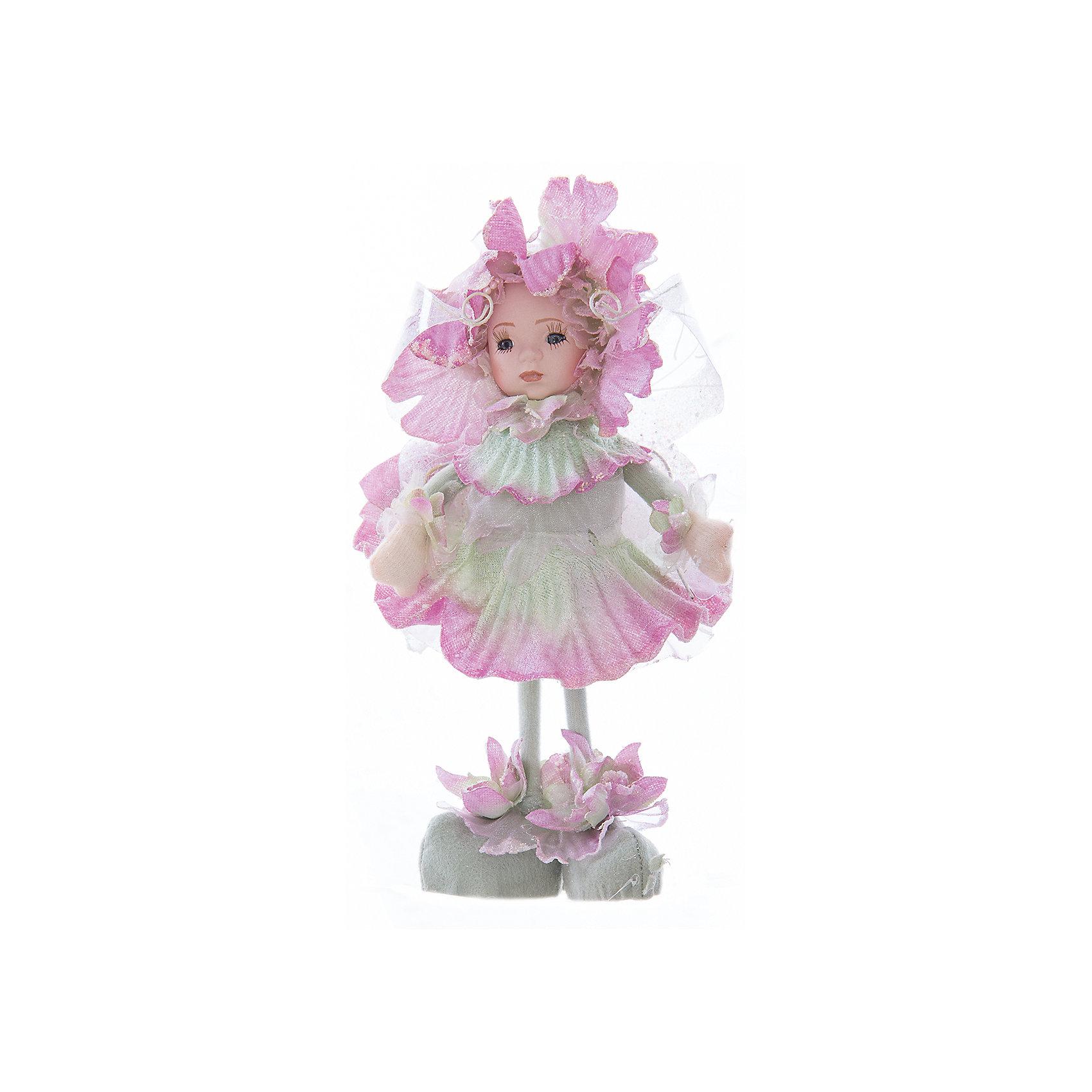Интерьерная кукла Фея C21-128272, EstroПредметы интерьера<br>Характеристики интерьерной куклы:<br><br>- размеры: 13*30*9 см. <br>- тип игрушки: фигурки <br>- персонаж: фея<br>- вид упаковки: коробка<br>- возрастные ограничения: 3+<br>- комплектация: игрушка <br>- состав: полиэстер, керамика<br>- материал изготовления: высококачественный пластик, полиэстер, ткань, фарфор<br>- стиль: классический, прованс<br>- бренд: Estro <br>- страна бренда: Италия<br>- страна производитель: Китай<br><br>Интерьерная кукла розовая фея будет отличным приобретением или подарком на новоселье. Она замечательно дополнит любую квартиру и будет хорошим решением для любой обстановки. Товар изготовлен из сырья высокого качества приятного оттенка. Внешний вид интерьерная куклы разработан до мелочей. Все части тщательно подобраны и хорошо дополняют друг друга. <br><br>Интерьерную куклу фея итальянской торговой марки Estro можно купить в нашем интернет-магазине.<br><br>Ширина мм: 100<br>Глубина мм: 150<br>Высота мм: 300<br>Вес г: 203<br>Возраст от месяцев: 36<br>Возраст до месяцев: 1188<br>Пол: Женский<br>Возраст: Детский<br>SKU: 5356626