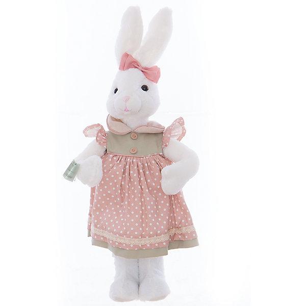 Интерьерная кукла Зайчик C21-228216, EstroДетские предметы интерьера<br>Характеристики интерьерной куклы:<br><br>- размеры: 25*12*8 см. <br>- тип игрушки: животные, мягкая игрушка<br>- персонаж: заяц<br>- вид упаковки: коробка<br>- возрастные ограничения: 3+<br>- комплектация: игрушка <br>- состав: дерево, полиэстер, текстиль, полиэфир <br>- материал изготовления: высококачественный пластик, полиэстер, ткань<br>- стиль: классический, прованс<br>- бренд: Estro <br>- страна бренда: Италия<br>- страна производитель: Китай<br><br>Кукла белый зайчик торговой марки Estro будет хорошим приобретением или подарком любимому человеку. Изделие состоит из материалов высшего качества красивой палитры, выполнено в пастельных тонах. Нежнейшие розовые, фисташковые, сиреневые, светло-серые, бежевые тона сочетаются с белым фоном. Благодаря светлой палитре прекрасно впишется практически в любой интерьер. И привнесет в дом душевность, оригинальность и стиль. <br><br>Интерьерную куклу заяц итальянской торговой марки Estro можно купить в нашем интернет-магазине.<br>Ширина мм: 150; Глубина мм: 200; Высота мм: 550; Вес г: 670; Возраст от месяцев: 36; Возраст до месяцев: 1188; Пол: Унисекс; Возраст: Детский; SKU: 5356627;