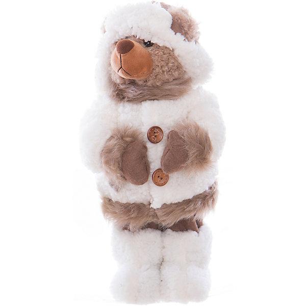 Интерьерная кукла Мишка C21-161162, EstroДетские предметы интерьера<br>Характеристики интерьерной куклы:<br><br>- состав: полиэстер, пластик, текстиль<br>- габариты предмета: 40* 15 *15 см <br>- комплектация: игрушка<br>- тип игрушки: животные<br>- вид упаковки: коробка<br>- возрастные ограничения: 3+<br>- бренд: Estro <br>- страна бренда: Италия<br>- страна производитель: Китай<br><br>Интерьерная кукла медвежонок торговой марки Estro непременно станет украшением Вашего дома. Послужит отличным подарком для Вас и Ваших близких к Новому году или к любому другому знаменательному событию. Кукла создана вручную, неповторима и оригинальна. Порадуйте своих друзей и близких этим замечательным подарком! <br><br>Интерьерную куклу медвежонок итальянской торговой марки Estro можно купить в нашем интернет-магазине.<br>Ширина мм: 150; Глубина мм: 150; Высота мм: 400; Вес г: 377; Возраст от месяцев: 36; Возраст до месяцев: 1188; Пол: Женский; Возраст: Детский; SKU: 5356635;
