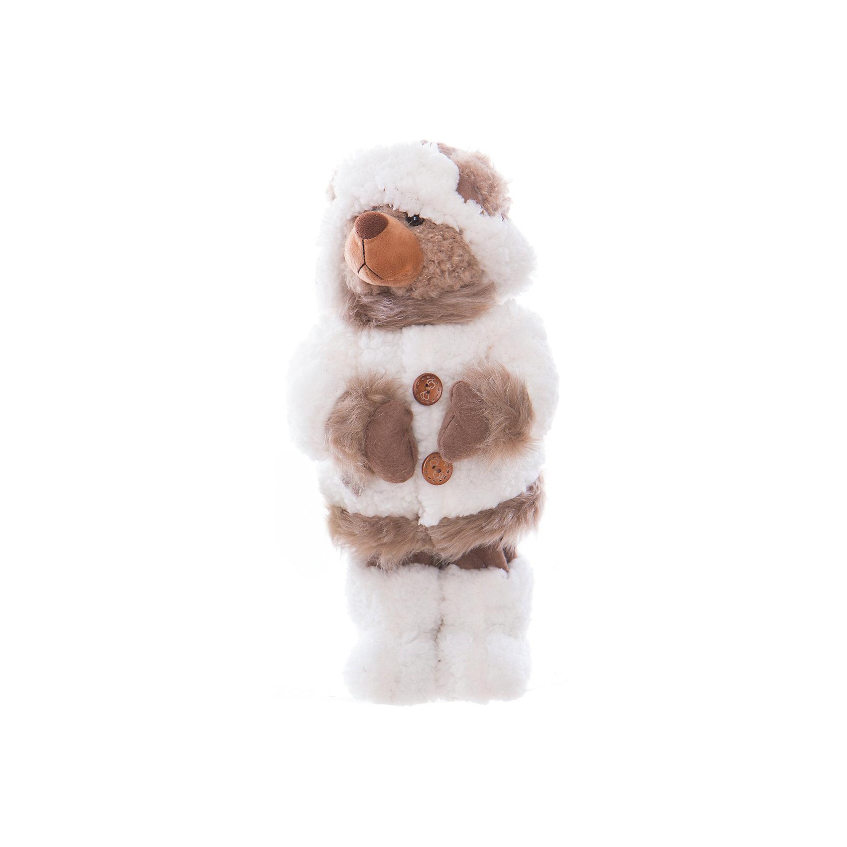 Интерьерная кукла Мишка C21-161162, EstroПредметы интерьера<br>Характеристики интерьерной куклы:<br><br>- состав: полиэстер, пластик, текстиль<br>- габариты предмета: 40* 15 *15 см <br>- комплектация: игрушка<br>- тип игрушки: животные<br>- вид упаковки: коробка<br>- возрастные ограничения: 3+<br>- бренд: Estro <br>- страна бренда: Италия<br>- страна производитель: Китай<br><br>Интерьерная кукла медвежонок торговой марки Estro непременно станет украшением Вашего дома. Послужит отличным подарком для Вас и Ваших близких к Новому году или к любому другому знаменательному событию. Кукла создана вручную, неповторима и оригинальна. Порадуйте своих друзей и близких этим замечательным подарком! <br><br>Интерьерную куклу медвежонок итальянской торговой марки Estro можно купить в нашем интернет-магазине.<br><br>Ширина мм: 150<br>Глубина мм: 150<br>Высота мм: 400<br>Вес г: 377<br>Возраст от месяцев: 36<br>Возраст до месяцев: 1188<br>Пол: Женский<br>Возраст: Детский<br>SKU: 5356635