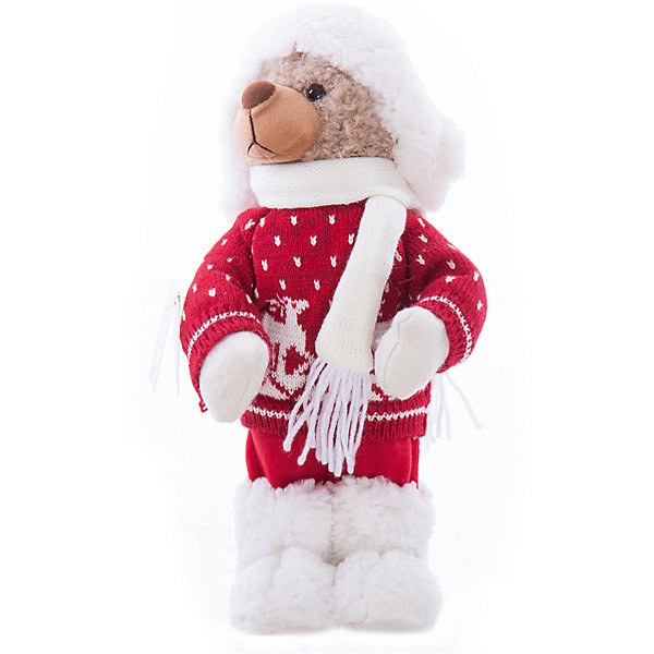 Интерьерная кукла Мишка C21-161143, EstroДетские предметы интерьера<br>Характеристики интерьерной куклы:<br><br>- состав: полиэстер, пластик, текстиль<br>- габариты предмета: 55* 20 * 20 см <br>- комплектация: игрушка<br>- тип игрушки: животные<br>- вид упаковки: коробка<br>- возрастные ограничения: 3+<br>- бренд: Estro <br>- страна бренда: Италия<br>- страна производитель: Китай<br><br>Интерьерная кукла медвежонок в зимнем наряде торговой марки Estro непременно украсит Ваш дом в зимние праздники и будет приятным воспоминанием о них. Оригинальный дизайн и красочное исполнение создадут атмосферу праздника. Кукла медвежонок создана вручную, неповторима и оригинальна. Порадуйте своих друзей и близких этим замечательным подарком!<br><br>Интерьерную куклу медвежонок итальянской торговой марки Estro можно купить в нашем интернет-магазине.<br><br>Ширина мм: 150<br>Глубина мм: 150<br>Высота мм: 400<br>Вес г: 391<br>Возраст от месяцев: 36<br>Возраст до месяцев: 1188<br>Пол: Унисекс<br>Возраст: Детский<br>SKU: 5356636