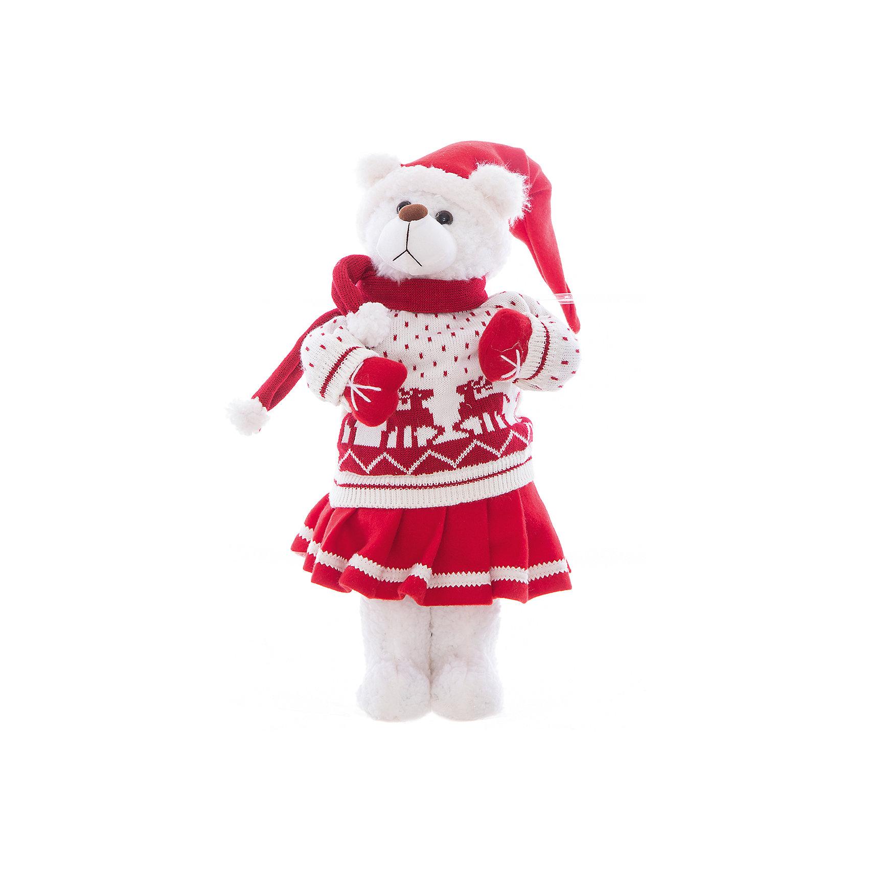 Интерьерная кукла Мишка C21-221036, EstroПредметы интерьера<br>Характеристики интерьерной куклы:<br><br>- состав: полиэстер, пластик, текстиль<br>- габариты предмета: 55 * 20 * 20 см<br>- тип игрушки: животные<br>- вид упаковки: коробка<br>- возрастные ограничения: 3+<br>- комплектация: игрушка<br>- бренд: Estro <br>- страна бренда: Италия<br>- страна производитель: Китай<br><br>Интерьерная кукла-игрушка медвежонок украсит Ваш дом, подарит атмосферу праздника. Послужит отличным подарком для вас и ваших близких к Новому году! Дизайн интерьерной куклы тщательно проработан. Все составляющие тщательно подогнаны и замечательно дополняют друг друга. Изделие итальянского бренда Estro превосходно дополнит любую квартиру, а также будет приятным приобретением или презентом родным. <br><br>Интерьерную куклу медвежонок итальянской торговой марки Estro можно купить в нашем интернет-магазине.<br><br>Ширина мм: 200<br>Глубина мм: 200<br>Высота мм: 550<br>Вес г: 512<br>Возраст от месяцев: 36<br>Возраст до месяцев: 1188<br>Пол: Женский<br>Возраст: Детский<br>SKU: 5356637