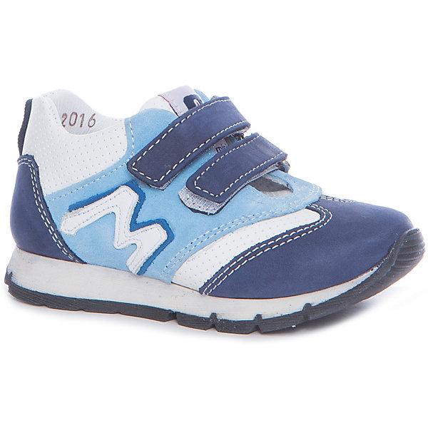 Полуботинки для мальчика MINIMENОбувь для малышей<br>Характеристики товара:<br><br>• цвет: синий/голубой<br>• внешний материал: натуральная замша, натуральная кожа, текстиль<br>• внутренний материал: натуральная кожа<br>• стелька: натуральная кожа<br>• подошва: полиуретан<br>• температурный режим: от +10С до +20С<br>• наличие супинатора<br>• жёсткий задник<br>• анатомическая модель<br>• гибкая подошва<br>• усиленный защищённый мыс и пятка<br>• застёжка: два ремешка с липучками<br>• страна бренда: Турция<br>• страна изготовитель: Турция<br><br>Эти стильные полуботинки сделаны из натуральной кожи, которая помогает ногам находиться в комфортных условиях: впитывает лишнюю влагу и правильно распределяет нагрузку. Полуботинки легко надеваются, очень симпатично выглядят. Это действительно удобная и качественная обувь. Правильно подобранная детская обувь - залог здорового развития не только стопы, но и всего организма!<br><br>Полуботинки от известного бренда Minimen (Минимен) можно купить в нашем интернет-магазине.<br><br>Ширина мм: 262<br>Глубина мм: 176<br>Высота мм: 97<br>Вес г: 427<br>Цвет: белый<br>Возраст от месяцев: 18<br>Возраст до месяцев: 21<br>Пол: Мужской<br>Возраст: Детский<br>Размер: 23,21,25,24,22<br>SKU: 5360882