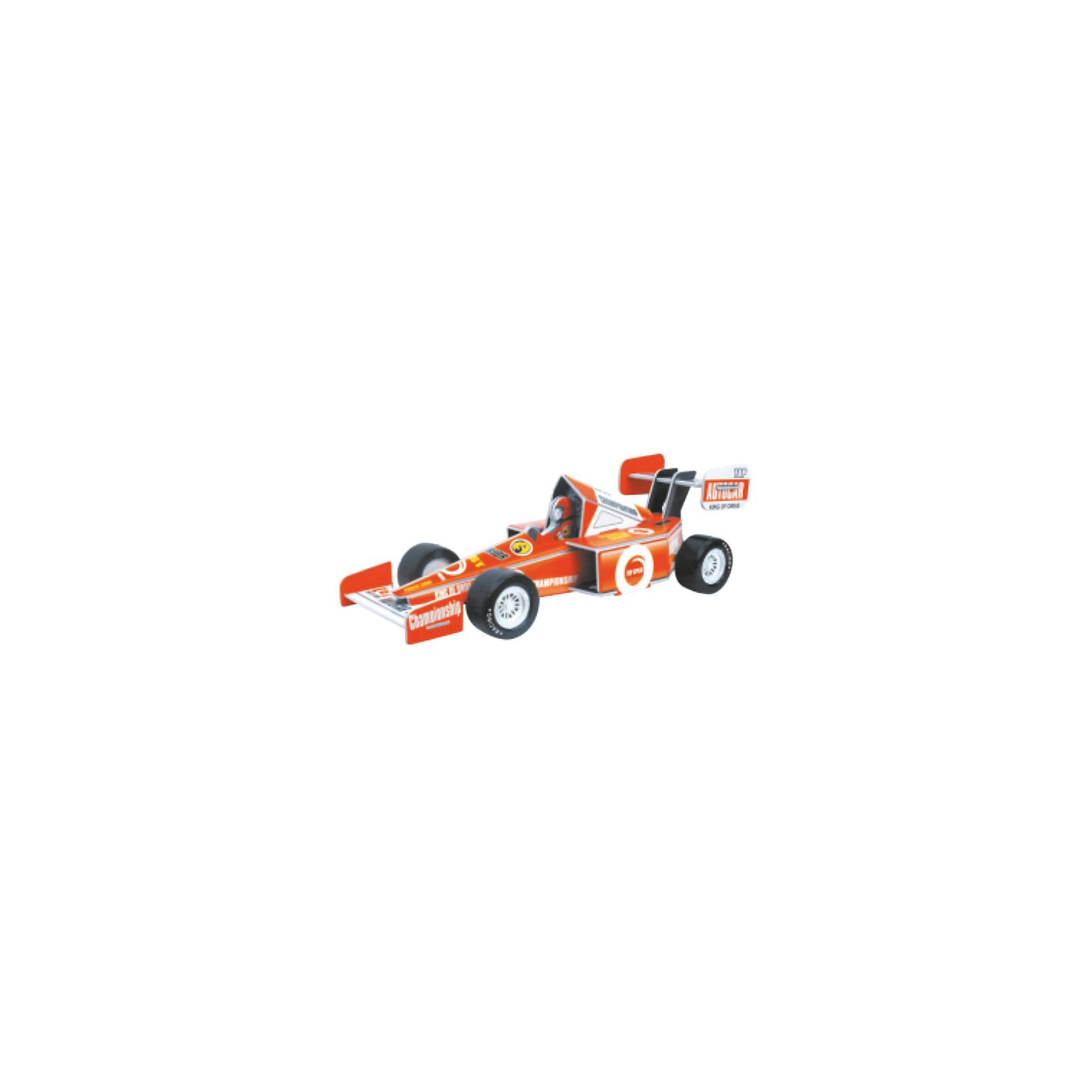 Конструктор-3D Гоночная Машинка XL, красная<br><br>Ширина мм: 77<br>Глубина мм: 35<br>Высота мм: 77<br>Вес г: 307<br>Возраст от месяцев: 36<br>Возраст до месяцев: 2147483647<br>Пол: Унисекс<br>Возраст: Детский<br>SKU: 5362964