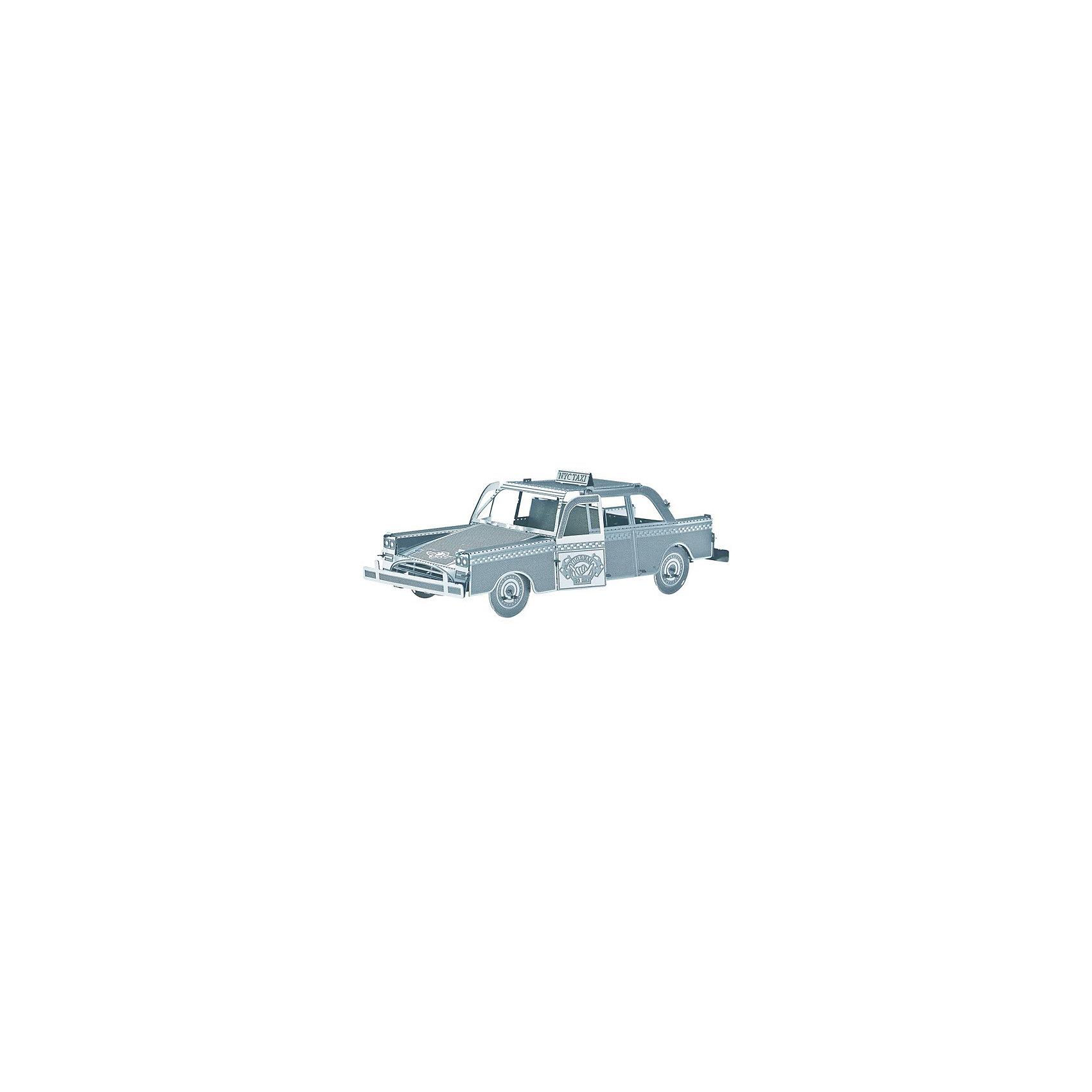 Сборная модель-3D Такси L<br><br>Ширина мм: 17<br>Глубина мм: 12<br>Высота мм: 10<br>Вес г: 29<br>Возраст от месяцев: 144<br>Возраст до месяцев: 2147483647<br>Пол: Унисекс<br>Возраст: Детский<br>SKU: 5362967