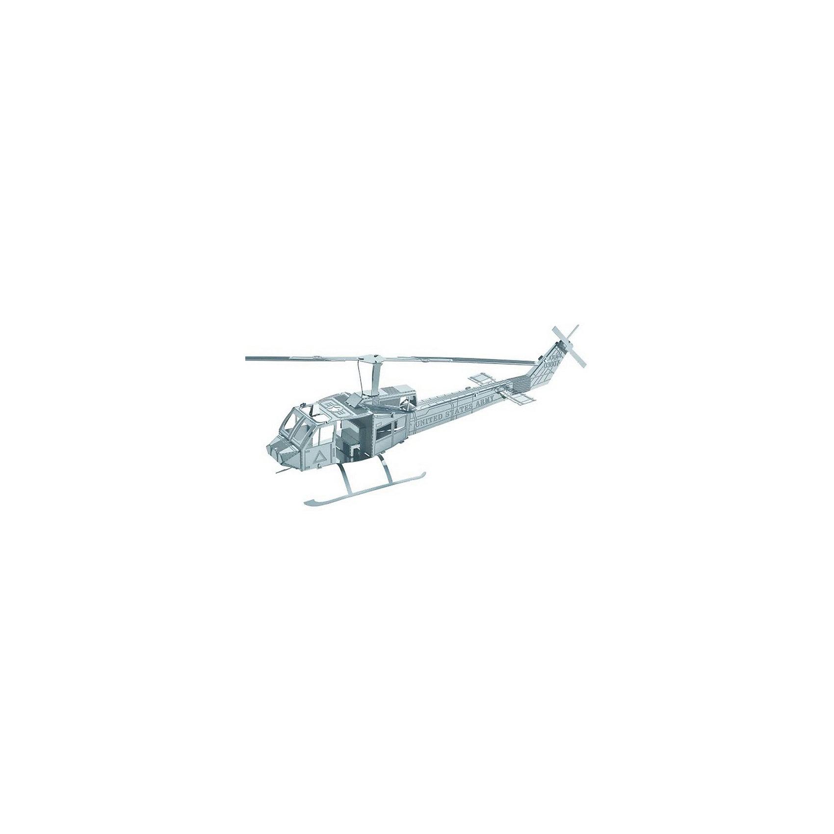 Сборная модель-3D Вертолёт UH-1 Ирокез L<br><br>Ширина мм: 17<br>Глубина мм: 12<br>Высота мм: 10<br>Вес г: 28<br>Возраст от месяцев: 144<br>Возраст до месяцев: 2147483647<br>Пол: Унисекс<br>Возраст: Детский<br>SKU: 5362969