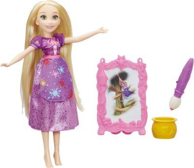 Hasbro Модная кукла принцесса и ее хобби, Принцессы Дисней, Рапунцель