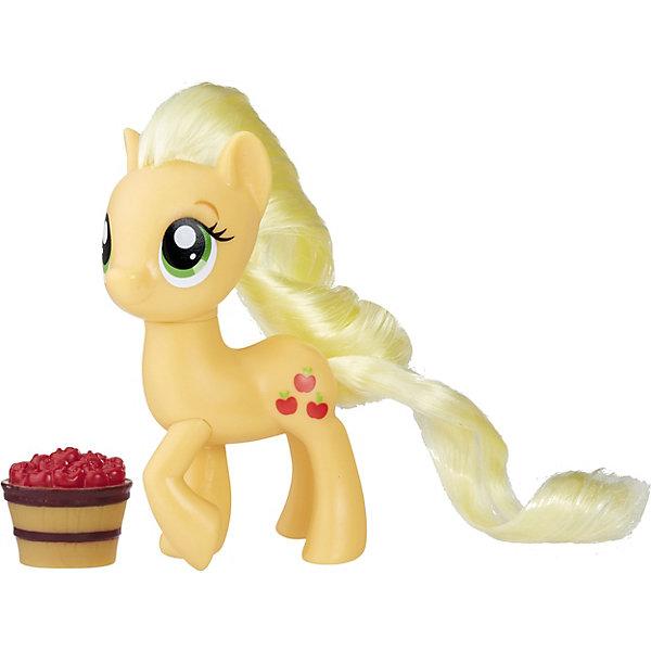 Пони-подружки, My little Pony, B8924/C1139Игрушки<br>Фигурки пони теперь еще больше похожи на своих героинь. Больше мимики, характерные позы. В наборе с каждой пони аксессуар.<br>Ширина мм: 48; Глубина мм: 127; Высота мм: 152; Вес г: 67; Возраст от месяцев: 36; Возраст до месяцев: 120; Пол: Женский; Возраст: Детский; SKU: 5363502;