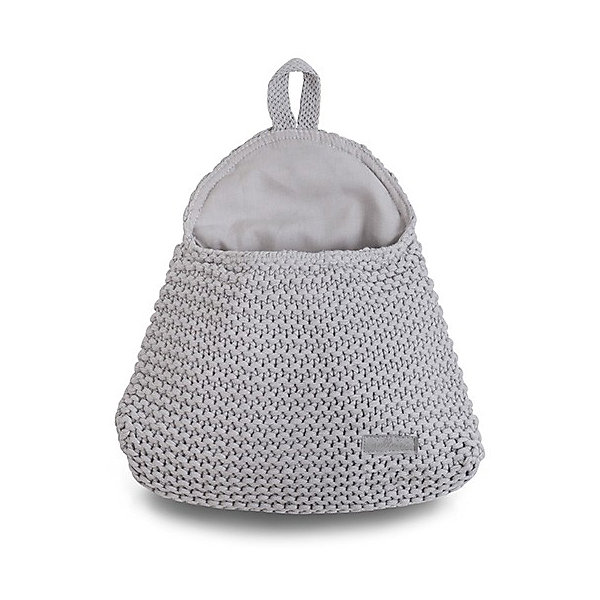 Настенный карман для мелочи, Jollein, Light greyЯщики для игрушек<br>Характеристики:<br><br>• Вид детского текстиля: настенный карман<br>• Предназначение: для хранения детских принадлежностей и мелочей<br>• Пол: универсальный<br>• Коллекция: Heavy knit (Крупная вязка)<br>• Цвет: серый<br>• Тематика рисунка: без рисунка<br>• Крепится за счет ручки-петли<br>• Материал: 50% хлопок, 50% акрил<br>• Размер: 27*20 см<br>• Особенности ухода: машинная или ручная стирка при температуре не более 30 градусов<br><br>Настенный карман для мелочи, Jollein, Light grey от торговой марки Жолляйн, которая является признанным лидером среди аналогичных брендов, выпускающих детское постельное белье и текстиль для новорожденных. Продукция этого торгового бренда отличается высоким качеством и дизайнерским стилем. Изделие выполнено из вязаного полотна, в состав которого входит хлопок и акрил. Такое сочетание обеспечивает прочность и долговечность изделия: оно не потеряет форму и на нем не будут образовываться катышки даже при частных стирках и длительной эксплуатации. <br><br>Изделие выполнено в форме сумки с ручкой-петлей, с помощью которой ее можно подвешать или прикрепить. У кармана имеется подклад. Изделие имеет дизайнерский стиль марки Жолляйн – сдержанный минимализм: однотонное полотно, выполненное крупной вязкой. <br>Настенный карман для мелочи, Jollein, Light grey – это не только порядок и уют, это еще и стильный аксессуар для детской комнаты вашего малыша! <br><br>Настенный карман для мелочи, Jollein, Light grey можно купить в нашем интернет-магазине.<br>Ширина мм: 270; Глубина мм: 270; Высота мм: 30; Вес г: 300; Возраст от месяцев: 0; Возраст до месяцев: 36; Пол: Унисекс; Возраст: Детский; SKU: 5367106;