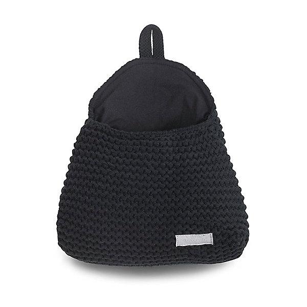 Настенный карман для мелочи, Jollein, BlackЯщики для игрушек<br>Характеристики:<br><br>• Вид детского текстиля: настенный карман<br>• Предназначение: для хранения детских принадлежностей и мелочей<br>• Пол: универсальный<br>• Коллекция: Heavy knit (Крупная вязка)<br>• Цвет: черный<br>• Тематика рисунка: без рисунка<br>• Крепится за счет ручки-петли<br>• Материал: 50% хлопок, 50% акрил<br>• Размер: 27*20 см<br>• Особенности ухода: машинная или ручная стирка при температуре не более 30 градусов<br><br>Настенный карман для мелочи, Jollein, Black от торговой марки Жолляйн, которая является признанным лидером среди аналогичных брендов, выпускающих детское постельное белье и текстиль для новорожденных. Продукция этого торгового бренда отличается высоким качеством и дизайнерским стилем. Изделие выполнено из вязаного полотна, в состав которого входит хлопок и акрил. Такое сочетание обеспечивает прочность и долговечность изделия: оно не потеряет форму и на нем не будут образовываться катышки даже при частных стирках и длительной эксплуатации. <br><br>Изделие выполнено в форме сумки с ручкой-петлей, с помощью которой ее можно подвешать или прикрепить. У кармана имеется подклад. Изделие имеет дизайнерский стиль марки Жолляйн – сдержанный минимализм: однотонное полотно, выполненное крупной вязкой. <br>Настенный карман для мелочи, Jollein, Black – это не только порядок и уют, это еще и стильный аксессуар для детской комнаты вашего малыша! <br><br>Настенный карман для мелочи, Jollein, Black можно купить в нашем интернет-магазине.<br>Ширина мм: 270; Глубина мм: 270; Высота мм: 30; Вес г: 300; Возраст от месяцев: 0; Возраст до месяцев: 36; Пол: Унисекс; Возраст: Детский; SKU: 5367107;