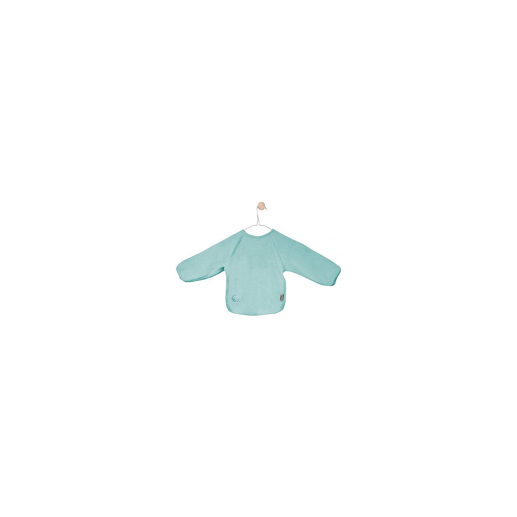 Махровый нагрудник, Jollein, JadeНагрудники с рукавами Jollein замечательно защищают одежду от грязи. Сделаны из мягкой махровой ткани, хорошо дышат, поэтому можно носить долгое время. Промокают. Рукава обеспечены эластичными резинками, можно легко регулировать длину, закатав рукава.<br><br>Ширина мм: 270<br>Глубина мм: 250<br>Высота мм: 0<br>Вес г: 300<br>Возраст от месяцев: 0<br>Возраст до месяцев: 36<br>Пол: Унисекс<br>Возраст: Детский<br>SKU: 5367111