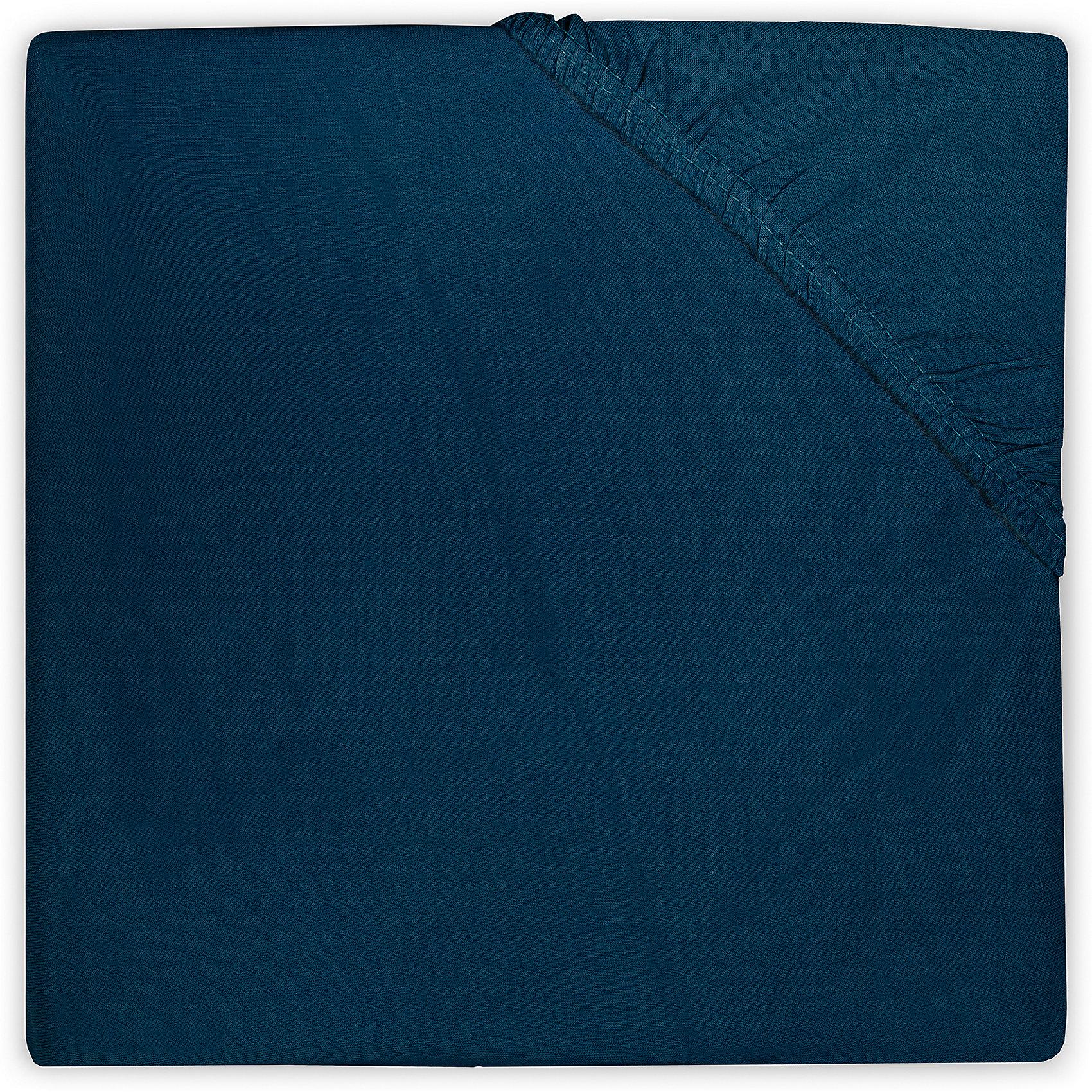 Простыня на резинке 60х120 см, Jollein, NaviПостельное бельё<br>Характеристики:<br><br>• Вид детского текстиля: простыня на резинке<br>• Пол: для мальчика<br>• Цвет: синий<br>• Тематика рисунка: без рисунка<br>• Материал: 100% хлопок <br>• Подходит для детских кроваток стандартного размера<br>• Размер: 60*120 см<br>• Вес: 200 г<br>• Особенности ухода: машинная или ручная стирка при температуре не более 60 градусов<br><br>Простыня на резинке 60х120 см, Jollein, Navi от торговой марки Жолляйн, которая является признанным лидером среди аналогичных брендов, выпускающих детское постельное белье и текстиль для новорожденных. Продукция этого торгового бренда отличается высоким качеством и дизайнерским стилем. <br><br>Простыня выполнена из натурального хлопка, который обладает высокими гигиеническими и гигроскопическими свойствами. Легко стирается и быстро высыхает. Простыня на резинке плотно и хорошо садится на матрасик, что препятствует ее сбиванию и образованию складок, даже если ребенок спит неспокойно. <br><br>Простынь выполнена в однотонном цвете, поэтому она подойдет к любому комплекту постельного белья. Простыня на резинке 60х120 см, Jollein, Navi – это стиль и качество для сладких сновидений вашего малыша!<br><br>Простыню на резинке 60х120 см, Jollein, Navi можно купить в нашем интернет-магазине.<br><br>Ширина мм: 190<br>Глубина мм: 230<br>Высота мм: 30<br>Вес г: 270<br>Возраст от месяцев: 0<br>Возраст до месяцев: 36<br>Пол: Мужской<br>Возраст: Детский<br>SKU: 5367126