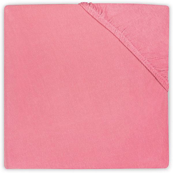 Простыня на резинке 60х120 см, Jollein, RaspberryПостельное белье в кроватку новорождённого<br>Характеристики:<br><br>• Вид детского текстиля: простыня на резинке<br>• Пол: для девочки<br>• Цвет: малиновый<br>• Тематика рисунка: без рисунка<br>• Материал: 100% хлопок <br>• Подходит для детских кроваток стандартного размера<br>• Размер: 60*120 см<br>• Вес: 200 г<br>• Особенности ухода: машинная или ручная стирка при температуре не более 60 градусов<br><br>Простыня на резинке 60х120 см, Jollein, Raspberry от торговой марки Жолляйн, которая является признанным лидером среди аналогичных брендов, выпускающих детское постельное белье и текстиль для новорожденных. Продукция этого торгового бренда отличается высоким качеством и дизайнерским стилем. <br><br>Простыня выполнена из натурального хлопка, который обладает высокими гигиеническими и гигроскопическими свойствами. Легко стирается и быстро высыхает. Простыня на резинке плотно и хорошо садится на матрасик, что препятствует ее сбиванию и образованию складок, даже если ребенок спит неспокойно. <br><br>Простынь выполнена в однотонном цвете, поэтому она подойдет к любому комплекту постельного белья. Простыня на резинке 60х120 см, Jollein, Raspberry – это стиль и качество для сладких сновидений вашего малыша!<br><br>Простыню на резинке 60х120 см, Jollein, Raspberry можно купить в нашем интернет-магазине.<br><br>Ширина мм: 190<br>Глубина мм: 230<br>Высота мм: 30<br>Вес г: 270<br>Возраст от месяцев: 0<br>Возраст до месяцев: 36<br>Пол: Женский<br>Возраст: Детский<br>SKU: 5367127