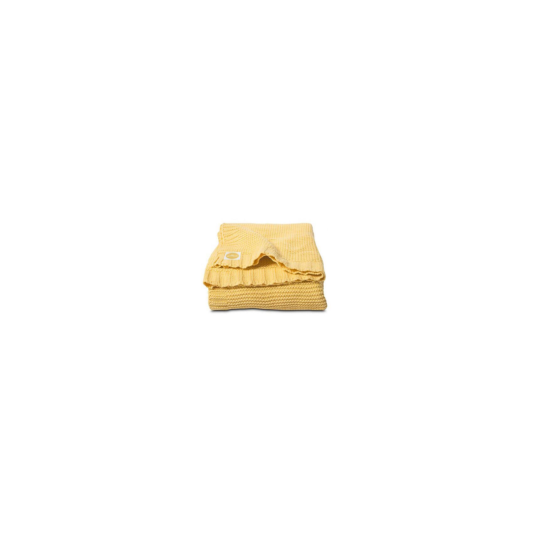 Вязаный плед Chunky Knit 100х150 см, Jollein, YellowОдеяла, пледы<br>Характеристики:<br><br>• Предназначение: для сна<br>• Пол: универсальный<br>• Сезон: круглый год<br>• Коллекция: Heavy knit (Крупная вязка)<br>• Степень утепления: без утепления<br>• Температурный режим: от +10? С<br>• Цвет: малиновый<br>• Тематика рисунка: без рисунка<br>• Материал: 50% хлопок, 50% акрил<br>• Размер (Ш*Д): 100*150 см<br>• Вес: 650 г<br>• Особенности ухода: машинная или ручная стирка при температуре не более 60 градусов<br><br>Вязаный плед Chunky Knit 100х150 см, Jollein, Yellow от торговой марки Жолляйн, которая является признанным лидером среди аналогичных брендов, выпускающих детское постельное белье и текстиль для новорожденных и детей. Продукция этого торгового бренда отличается высоким качеством и дизайнерским стилем. <br><br>Плед выполнен из вязаного полотна, выполненного из сочетания хлопка и акрила, что обеспечивает изделию высокие гигиенические, гигроскопические и гипоаллергенные качества. Изделие отличается повышенными тепловыми качествами, за счет использованной при изготовлении технологии двойного пленения. Благодаря акрилу плед хорошо сохраняет цвет и форму. Имеет легкий вес и компатный размер в сложенном виде, при этом не сминается. <br><br>Плед выполнен в брендовом дизайне: полотно насыщенного желтого цвета, связанное крупным платочным узором. Вязаный плед Chunky Knit 100х150 см, Jollein, Yellow – это плед, который подарит тепло, уют и роскошь классического стиля!<br><br>Вязаный плед Chunky Knit 100х150 см, Jollein, Yellow можно купить в нашем интернет-магазине.<br><br>Ширина мм: 310<br>Глубина мм: 270<br>Высота мм: 60<br>Вес г: 876<br>Возраст от месяцев: 0<br>Возраст до месяцев: 36<br>Пол: Унисекс<br>Возраст: Детский<br>SKU: 5367172
