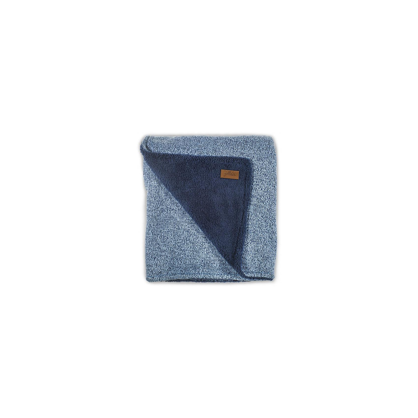 Вязаный плед с мехом 100х150 см, Jollein, Stonewashed knit navyХарактеристики:<br><br>• Предназначение: для сна<br>• Пол: для мальчика<br>• Сезон: круглый год<br>• Степень утепления: средняя<br>• Температурный режим: от +5? С<br>• Цвет: синий меланжевый<br>• Тематика рисунка: без рисунка<br>• Материал: 50% хлопок, 50% акрил; утеплитель – мех шерпы, 100% полиэстер<br>• Размер (Ш*Д): 100*150 см<br>• Вес: 750 г<br>• Особенности ухода: машинная или ручная стирка при температуре не более 60 градусов<br><br>Вязаный плед с мехом 100х150 см, Jollein, Stonewashed knit navy от торговой марки Жолляйн, которая является признанным лидером среди аналогичных брендов, выпускающих детское постельное белье и текстиль для новорожденных и детей. Продукция этого торгового бренда отличается высоким качеством и дизайнерским стилем. <br><br>Плед выполнен из вязаного полотна, выполненного из сочетания хлопка и акрила, что обеспечивает изделию высокие гигиенические, гигроскопические и гипоаллергенные качества. Благодаря акрилу плед хорошо сохраняет цвет и форму. Повышенные тепловые качества изделию обеспечивает мех шерпы, который отличается мягкостью, гипоаллергенностью и в процессе эксплуатации не электризуется. <br><br>Плед выполнен в брендовом дизайне: вязаное полотно стильного синего цвета. Вязаный плед с мехом 100х150 см, Jollein, Stonewashed knit navy – это плед, который подарит тепло, уют и роскошь классического стиля!<br><br>Вязаный плед с мехом 100х150 см, Jollein, Stonewashed knit navy можно купить в нашем интернет-магазине.<br><br>Ширина мм: 250<br>Глубина мм: 300<br>Высота мм: 100<br>Вес г: 1010<br>Возраст от месяцев: 0<br>Возраст до месяцев: 36<br>Пол: Мужской<br>Возраст: Детский<br>SKU: 5367188