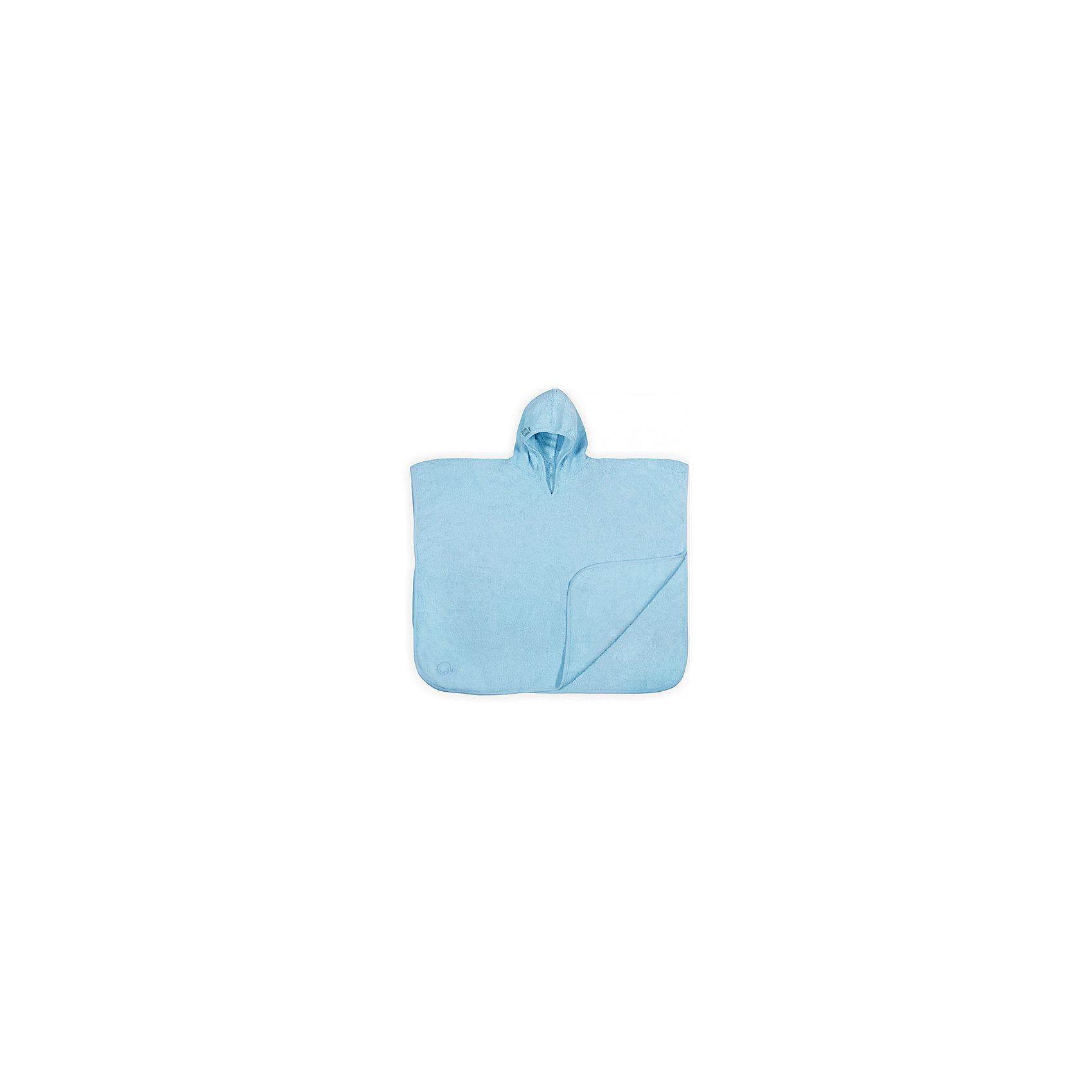Полотенце-пончо 60 х70 см, Jollein, Light blueМахровое полотенце-пончо для малышей. Предназначено для малышей с 6 месяцев. Очень мягкое. Хорошо впитывает влагу.<br><br>Ширина мм: 300<br>Глубина мм: 300<br>Высота мм: 25<br>Вес г: 400<br>Возраст от месяцев: 0<br>Возраст до месяцев: 36<br>Пол: Унисекс<br>Возраст: Детский<br>SKU: 5367192