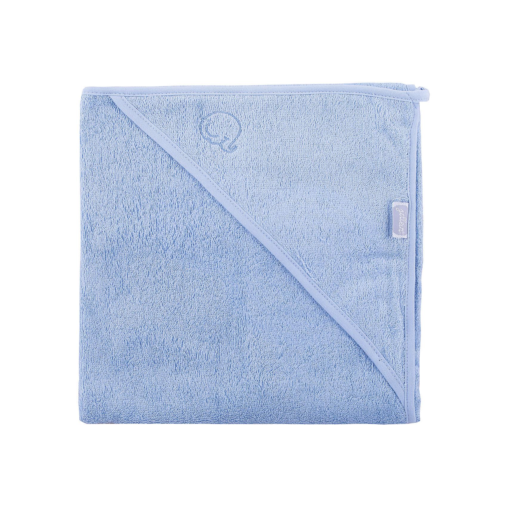Полотенце с капюшоном 75 х 75 см, Jollein, Light blueХарактеристики:<br><br>• Вид детского текстиля: полотенце с капюшоном<br>• Предназначение: для купания<br>• Пол: для мальчика<br>• Цвет: светло голубой<br>• Тематика рисунка: без рисунка<br>• Материал: 100% хлопок<br>• Наличие капюшона<br>• Размер: 75*75 см<br>• Вес: 250 г<br>• Особенности ухода: машинная или ручная стирка при температуре не более 40 градусов<br><br>Полотенце с капюшоном 75 х 75 см, Jollein, Light blue от торговой марки Жолляйн, которая является признанным лидером среди аналогичных брендов, выпускающих детское постельное белье и текстиль для новорожденных и детей. Продукция этого торгового бренда отличается высоким качеством и дизайнерским стилем. <br><br>Изделие предназначено для купания детей в возрасте от 6-ти месяцев. Полотенце выполнено из махрового полотна, состоящего из натурального хлопка, что обеспечивает быструю впитываемость, высыхание и сохранение формы и цвета при частных стирках. У изделия предусмотрен капюшон. На капюшоне имеется петелька, щза которую полотенце удобно подвешивать. <br><br>Все края изделия обработаны эластичным кантом, что защищает от натирания нежной детской кожи. Полотенце с капюшоном 75 х 75 см, Jollein, Light blue обеспечит малышу комфортный отдых после купания!<br><br>Полотенце с капюшоном 75 х 75 см, Jollein, Light blue можно купить в нашем интернет-магазине.<br><br>Ширина мм: 300<br>Глубина мм: 300<br>Высота мм: 20<br>Вес г: 250<br>Возраст от месяцев: 0<br>Возраст до месяцев: 36<br>Пол: Мужской<br>Возраст: Детский<br>SKU: 5367196