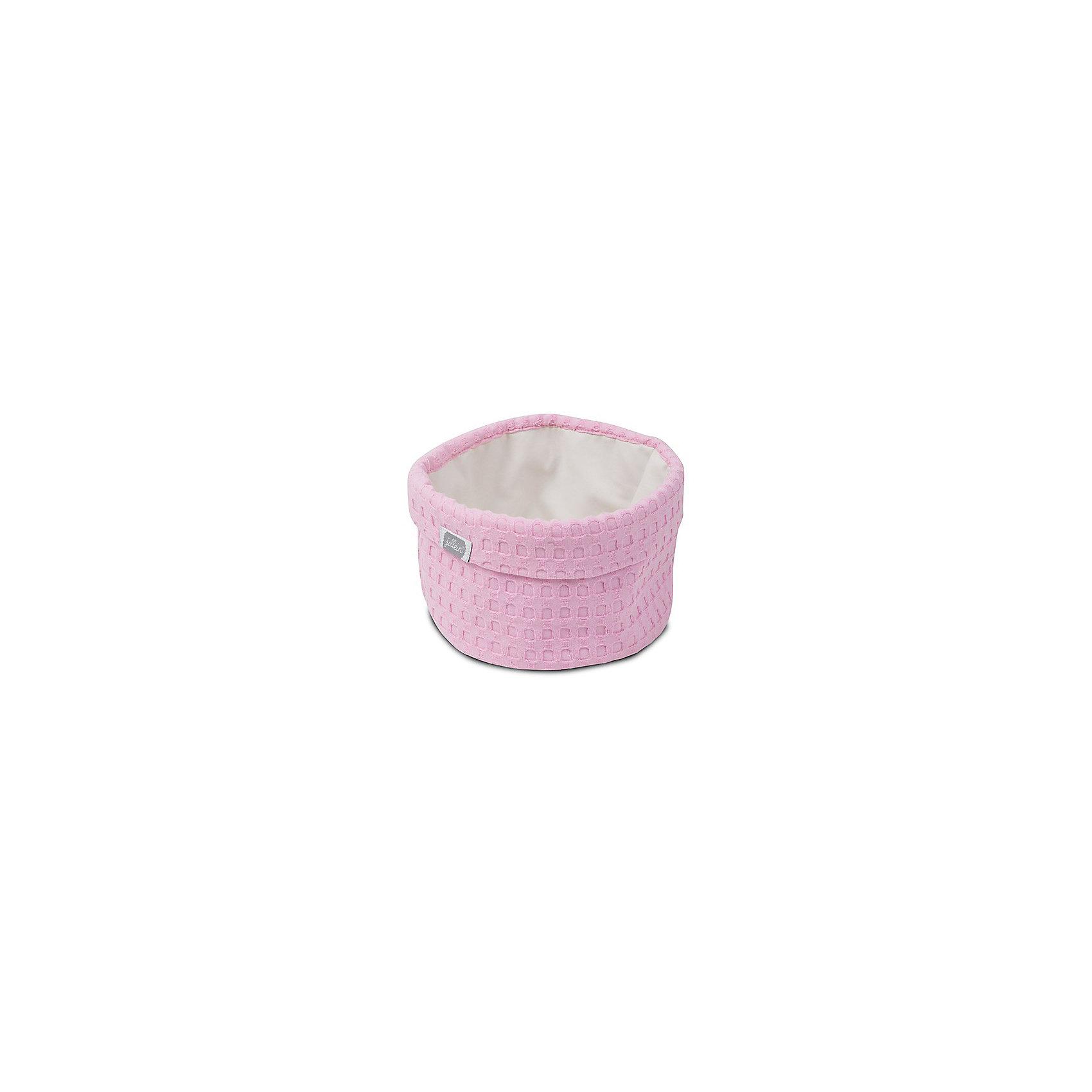 Корзинка, Jollein, PinkКорзинка для самых нужных предметов по уходу за малышом.<br><br>Ширина мм: 310<br>Глубина мм: 145<br>Высота мм: 40<br>Вес г: 1000<br>Возраст от месяцев: 0<br>Возраст до месяцев: 36<br>Пол: Унисекс<br>Возраст: Детский<br>SKU: 5367203