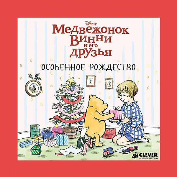 Особенное Рождество, Медвежонок Винни и его друзьяПервые книги малыша<br>Характеристики книги Особенное Рождество, Медвежонок Винни и его друзья: <br><br>• возраст: от 4 лет<br>• герой: Винни – Пух<br>• пол: для мальчиков и девочек<br>• материал: бумага, картон.<br>• количество страниц: 32.<br>• размер книги: 21.5х21.5х8 см.<br>• тип обложки: твердый.<br>• иллюстрации: цветные.<br>• бренд: издательство clever<br>• страна обладатель бренда: Россия.<br><br>Интересная детская книжка Особенное Рождество от издательства Clever - это продолжение захватывающей истории о медвежонке Винни и его друзьях. На этот раз медвежонок вместе с друзьями затевает празднование самого любимого праздника, однако без хлопот и трудностей не обойтись.<br>Сказочная и предновогодняя история подарит не только веселое настроение, но и настоящий дух рождества. Книжка состоит из 32 страниц в твердом переплете. Подобная литература может стать замечательным подарком к Новому году.<br><br>Книгу Особенное Рождество издательства Clever можно купить в нашем интернет-магазине.<br>Ширина мм: 215; Глубина мм: 215; Высота мм: 8; Вес г: 302; Возраст от месяцев: 48; Возраст до месяцев: 72; Пол: Унисекс; Возраст: Детский; SKU: 5377753;