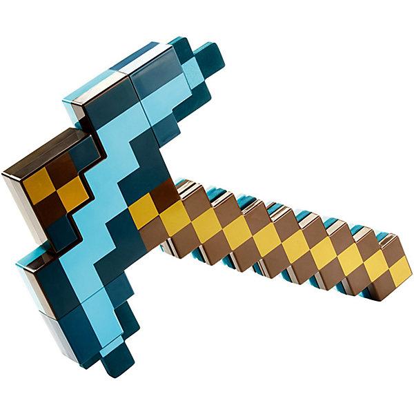 Майнкрафт: бриллиантовый меч / секира