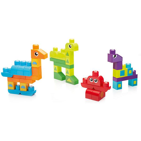 Обучающий конструктор Разные формы, MEGA BLOKSКонструкторы для малышей<br>Характеристики товара:<br><br>• возраст: от 1 года<br>• комплектация: игрушка, упаковка <br>• материал: пластик<br>• серия: развивающие игрушки<br>• детали: шар, куб, пирамида, полусфера<br>• габариты игрушки: 29x10х26 см<br>• страна бренда: США<br><br>Развивающие игрушки – неотъемлемая часть здорового детства малыша. В новой игрушке есть детали разных форм, которые позволят собрать сразу несколько фигурок.<br><br>Игрушку Обучающий конструктор Разные формы, MEGA BLOKS» можно приобрести в нашем интернет-магазине.<br>Ширина мм: 255; Глубина мм: 100; Высота мм: 290; Вес г: 453; Возраст от месяцев: 12; Возраст до месяцев: 60; Пол: Унисекс; Возраст: Детский; SKU: 5378222;