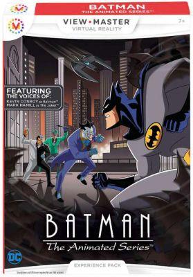 Набор визуализаций: Бэтмен, View-Master, артикул:5378249 - Бэтмен