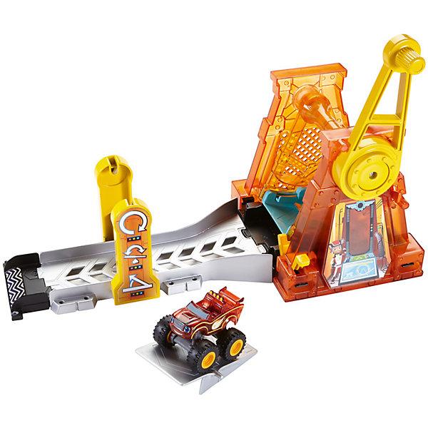 Игровой набор Гиперпетля, Fisher Price, Вспыш и чудо-машинкиВспыш и чудо-машинки<br>Характеристики товара:<br><br>• комплектация: игрушка, упаковка <br>• материал: пластик<br>• двигающиеся элементы<br>• серия: Вспыш и чудо-машинки<br>• возраст: от 3 лет<br>• для мальчиков<br>• габариты упаковки: 42х28х13 см.<br>• срок годности: не ограничен<br>• страна бренда: США<br><br>Гиперпетля – дополнение к игрушкам из серии чудо-машинок. При нажатии на специальную кнопку Вспыш делает оборот в 360 градусов. Трасса содержит множество препятствий и деталей. Стоит отметить, что все товары, выпускаемые компанией Mattel, полностью безопасны и соответствуют международным  требованиям по качеству материалов. <br><br>Игрушку Игровой набор Гиперпетля, Fisher Price, Вспыш и чудо-машинки» можно приобрести в нашем интернет-магазине.<br><br>Ширина мм: 415<br>Глубина мм: 105<br>Высота мм: 280<br>Вес г: 978<br>Возраст от месяцев: 36<br>Возраст до месяцев: 120<br>Пол: Мужской<br>Возраст: Детский<br>SKU: 5378258