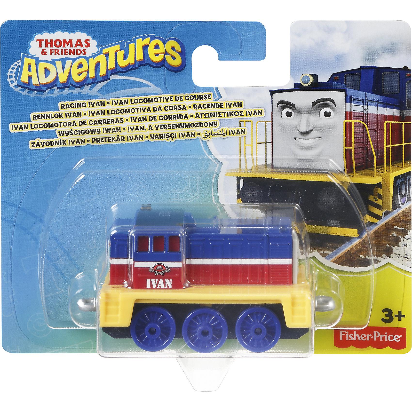 """Маленький паровозик """"Томас и его друзья"""" Adventures - Иван от myToys"""