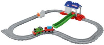 Mattel Игровой набор Перси в спасательном центре , Томас и его друзья