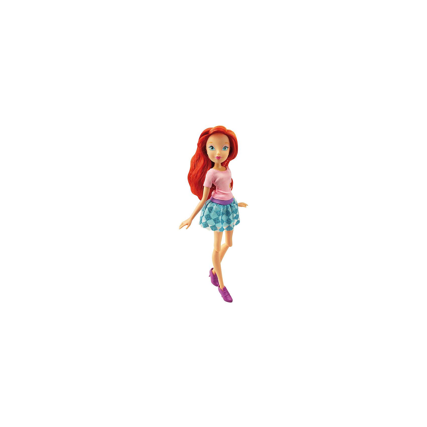 Кукла Городская магия - Блум, Winx Club<br><br>Ширина мм: 190<br>Глубина мм: 320<br>Высота мм: 60<br>Вес г: 256<br>Возраст от месяцев: 36<br>Возраст до месяцев: 120<br>Пол: Женский<br>Возраст: Детский<br>SKU: 5383944
